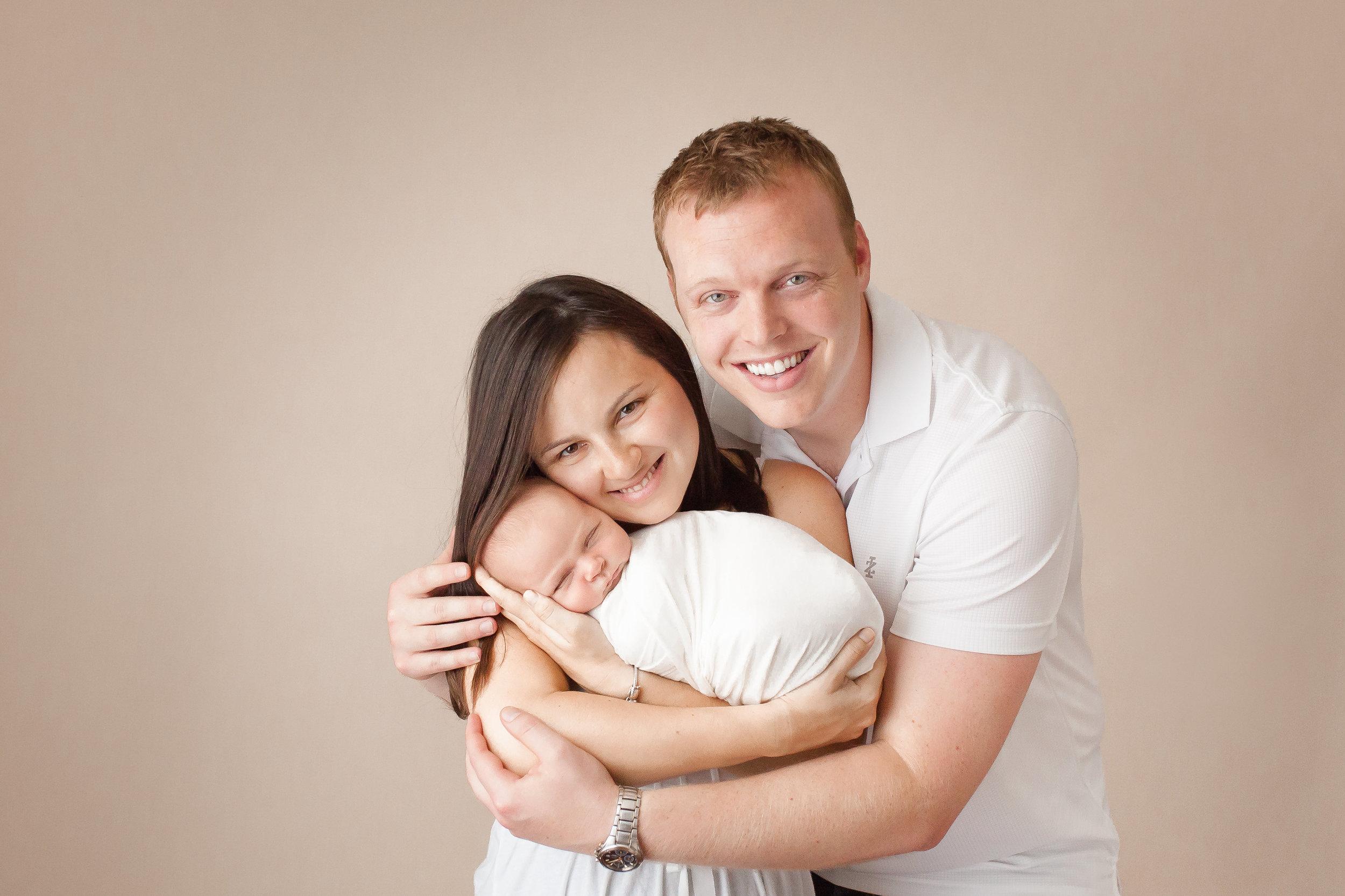 Sarah Cropper Photography || Columbus Newborn Photographer || Grove City Ohio Photographer