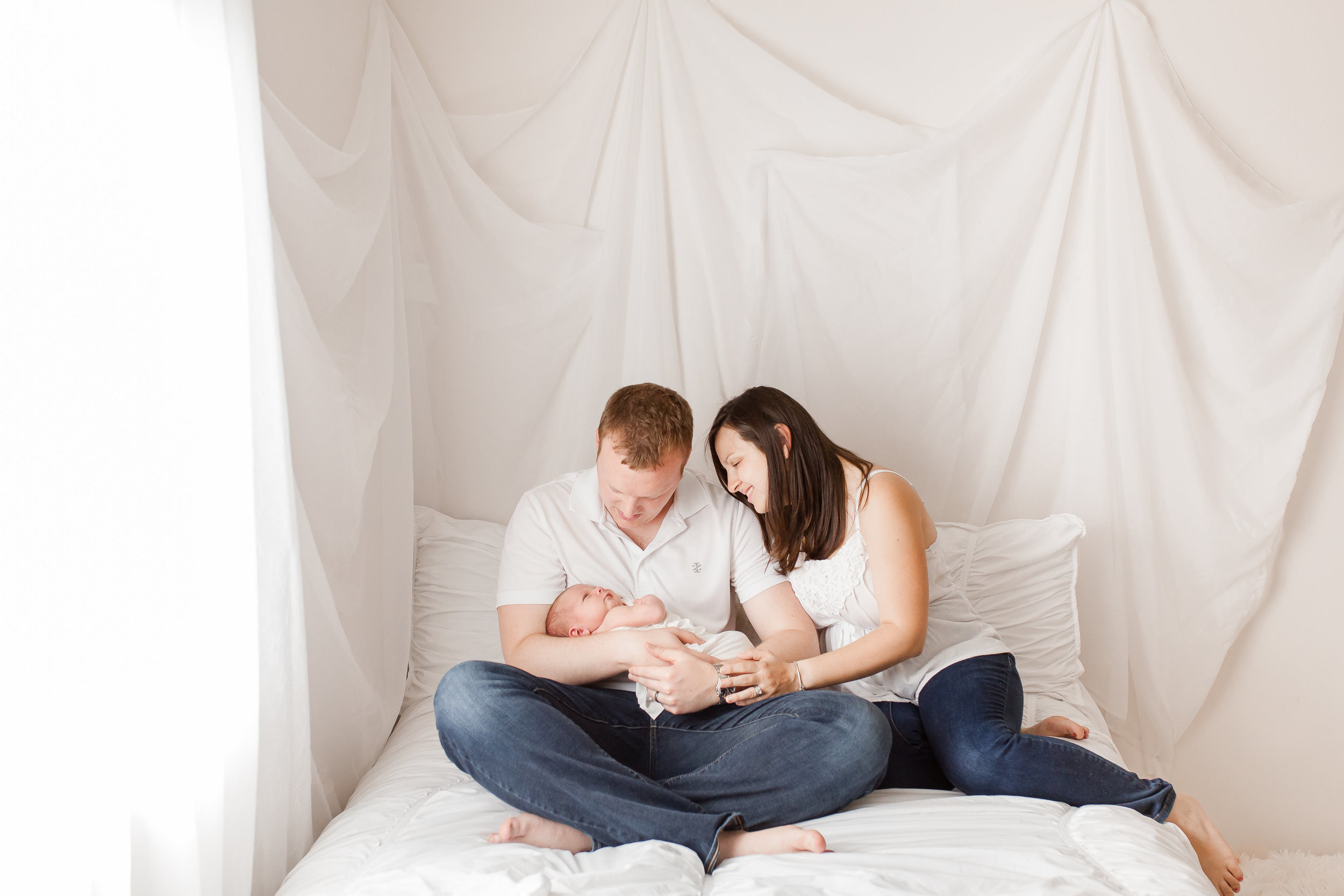 Sarah Cropper Photography | Grove City Photographer | Columbus Newborn Photography