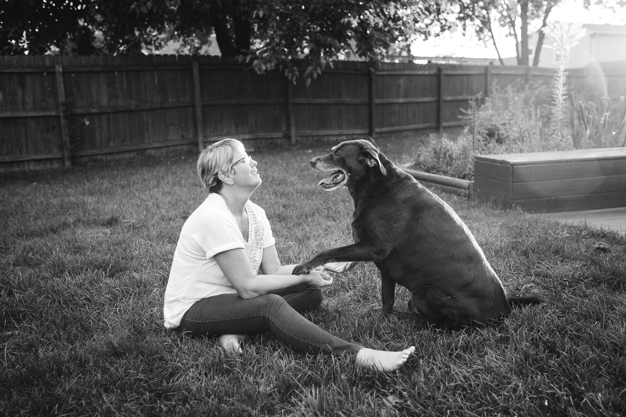 Grove City, Ohio Photographer | Sarah Cropper Photography | Columbus, Ohio Photographer | Rainbow Bridge Pet Photography