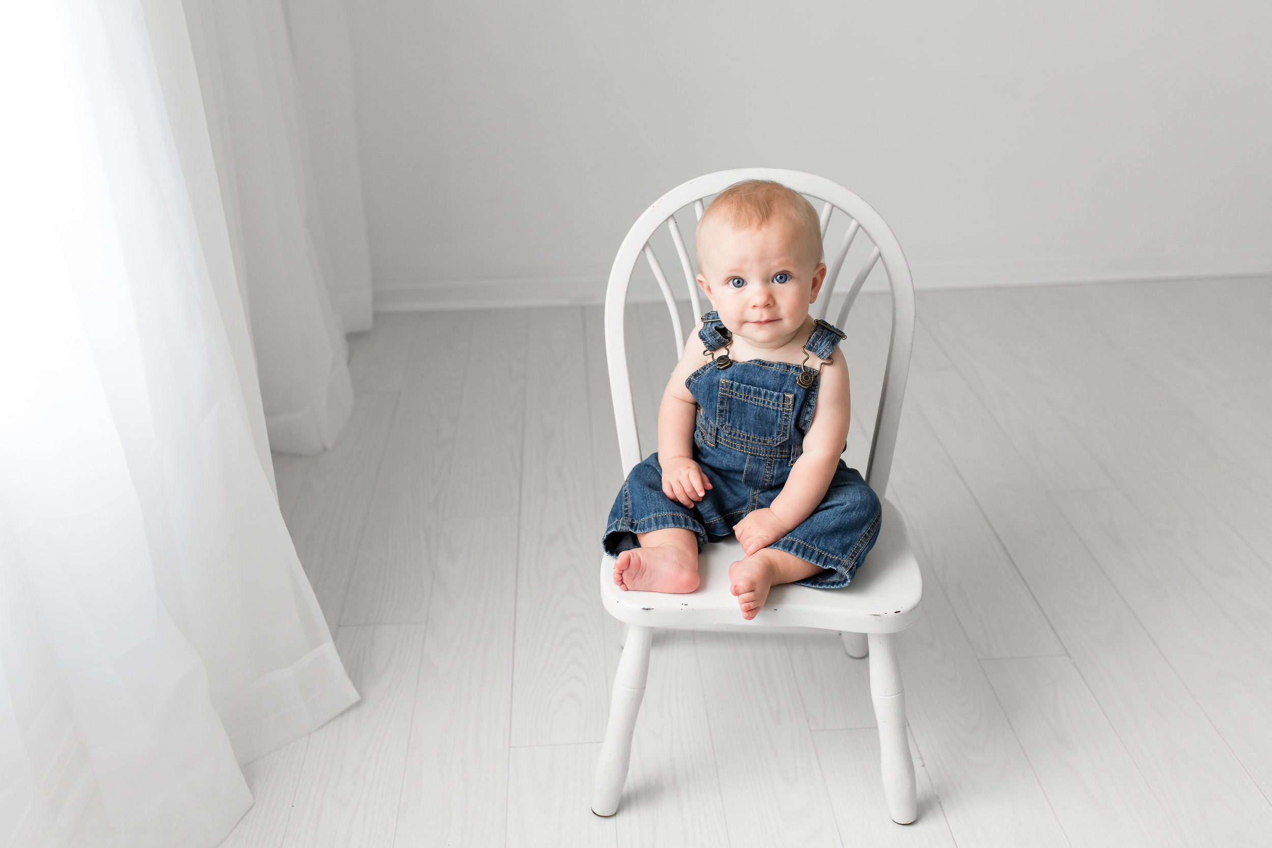 Nine month old photo session - Columbus baby photographer - Sarah Cropper Photography