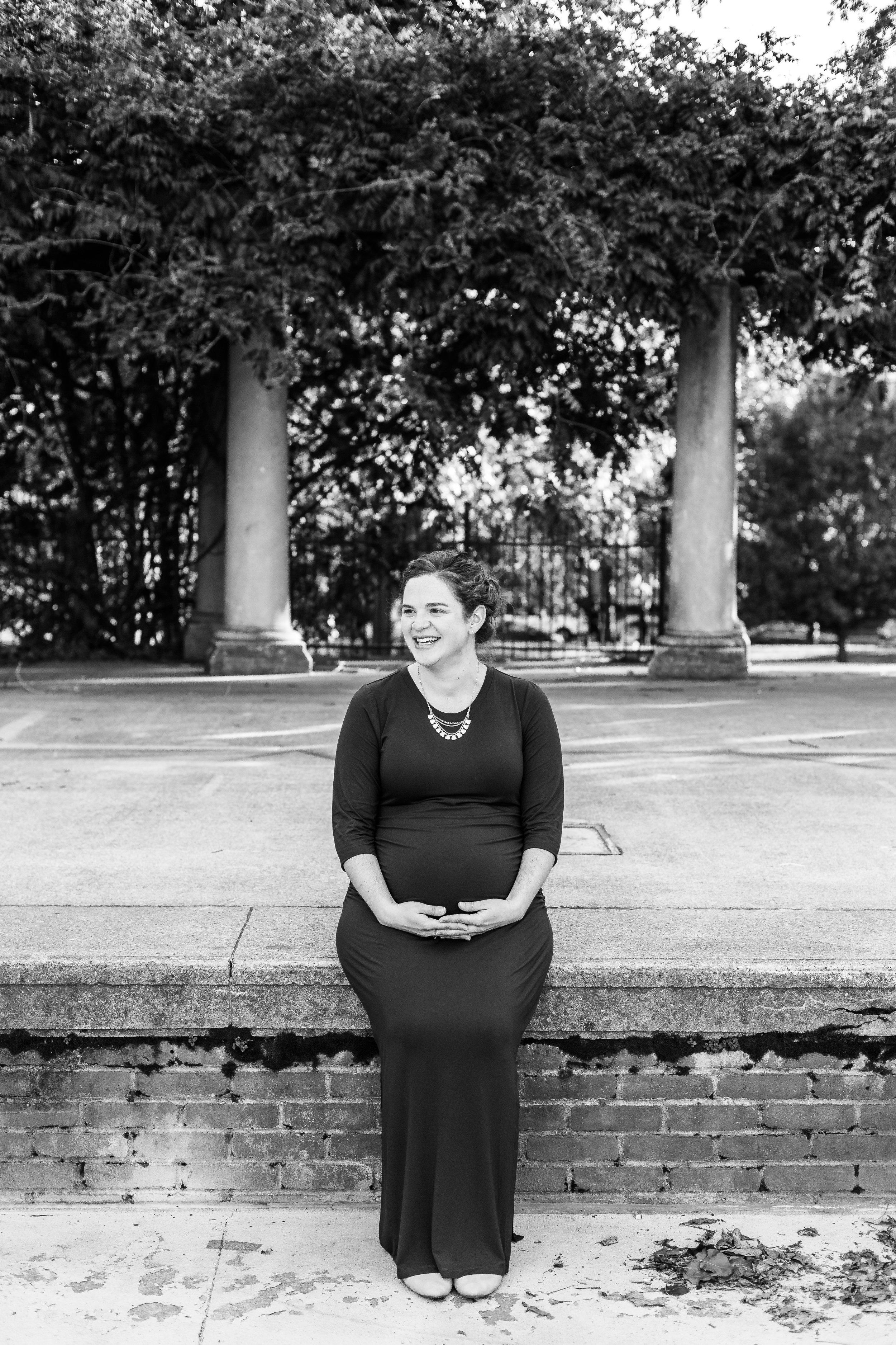 Grove City Ohio Maternity Photographer