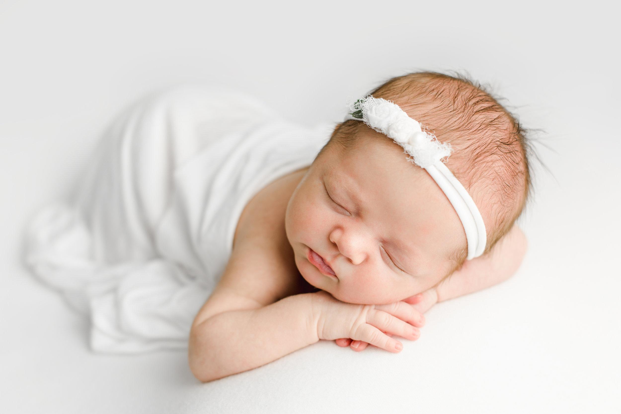 Central Ohio Newborn Photographer