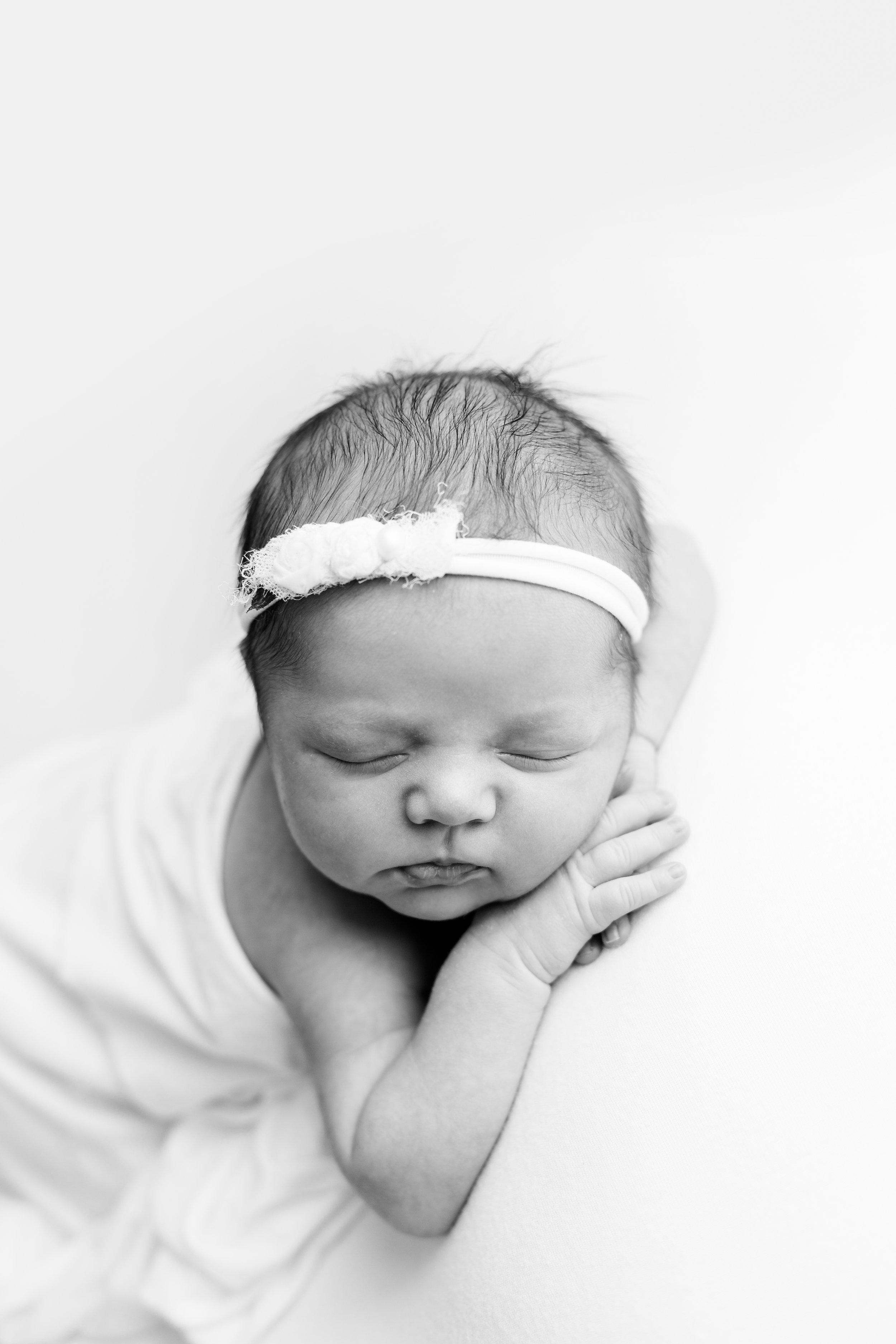 New Albany Ohio Newborn Photographer