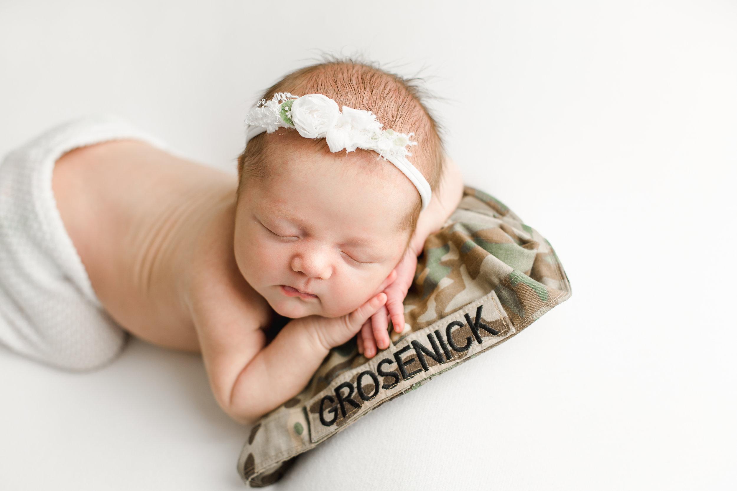 Best Newborn Photographer in Central Ohio