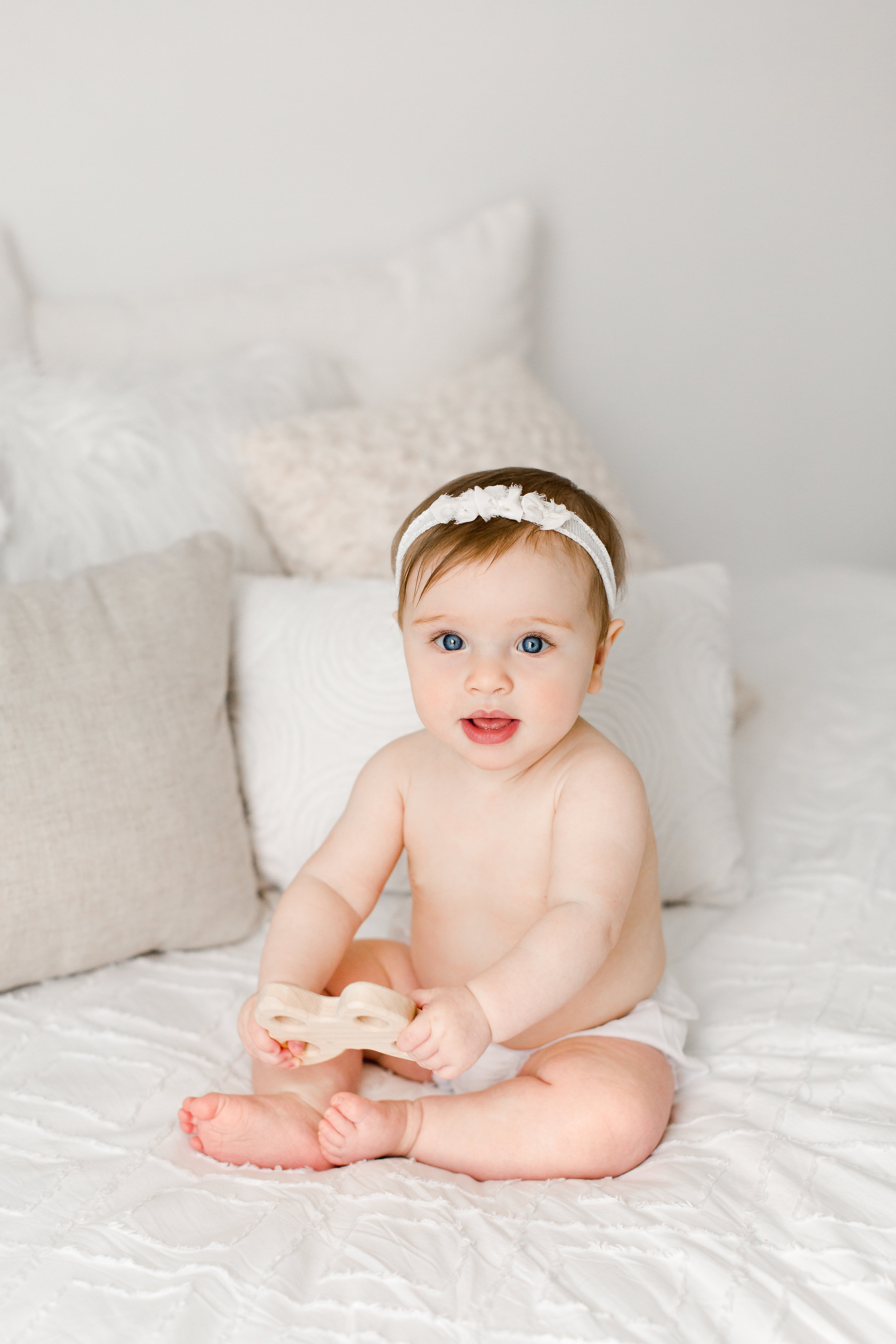 Hilliard Ohio Baby Photographer
