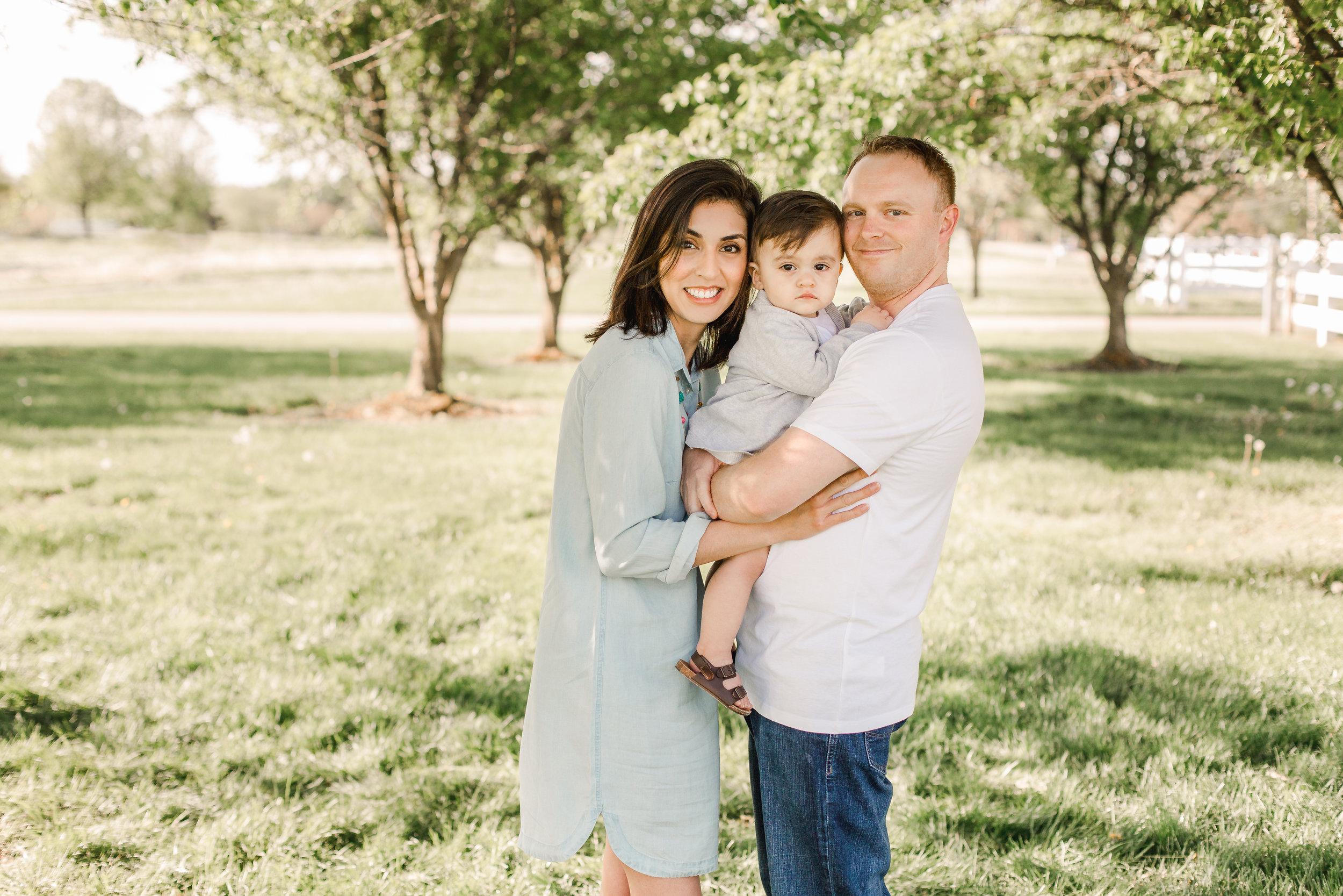 Upper Arlington Ohio Baby Photographer