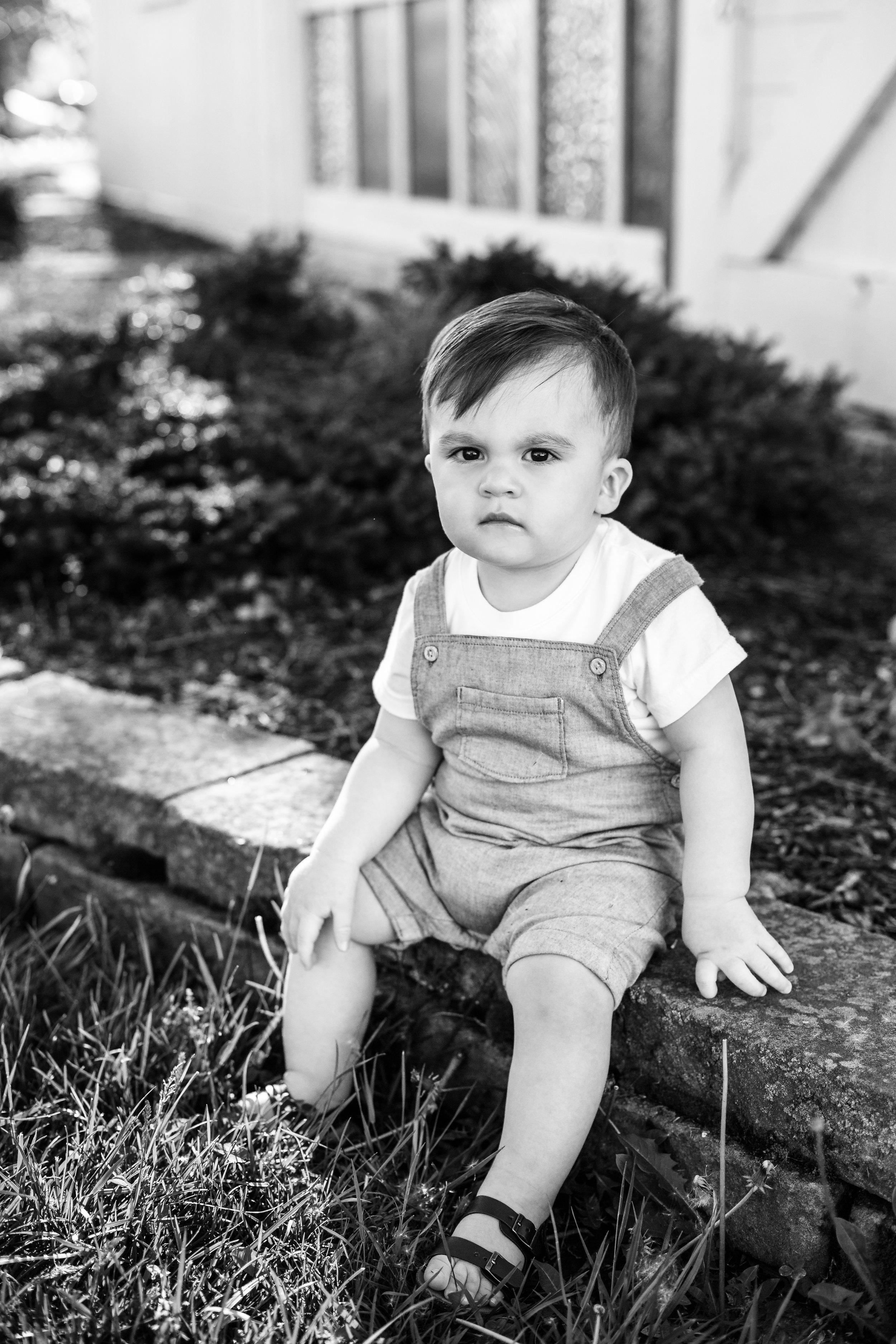 Central Ohio Baby Photographer