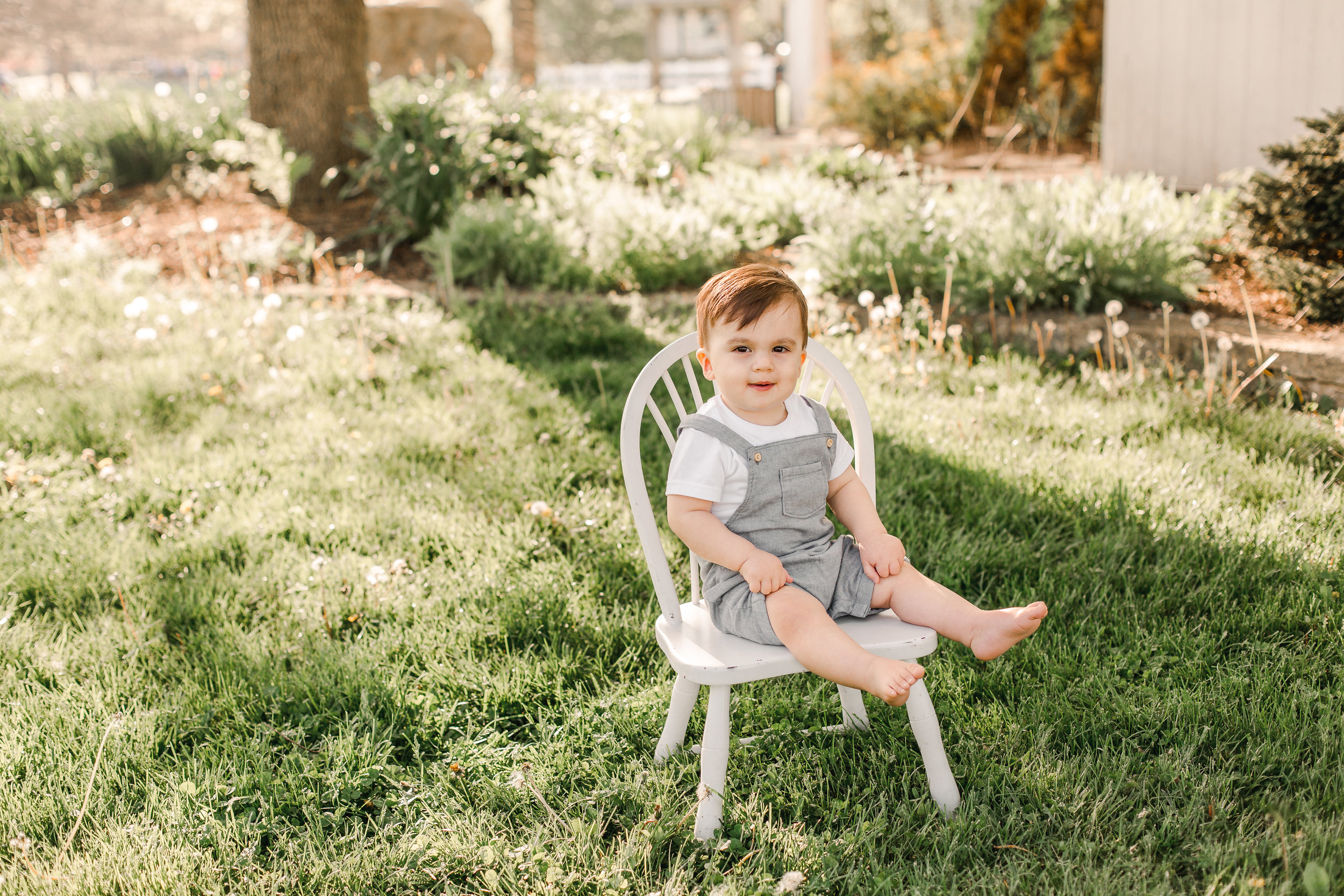 Canal Winchester Ohio Baby Photographer