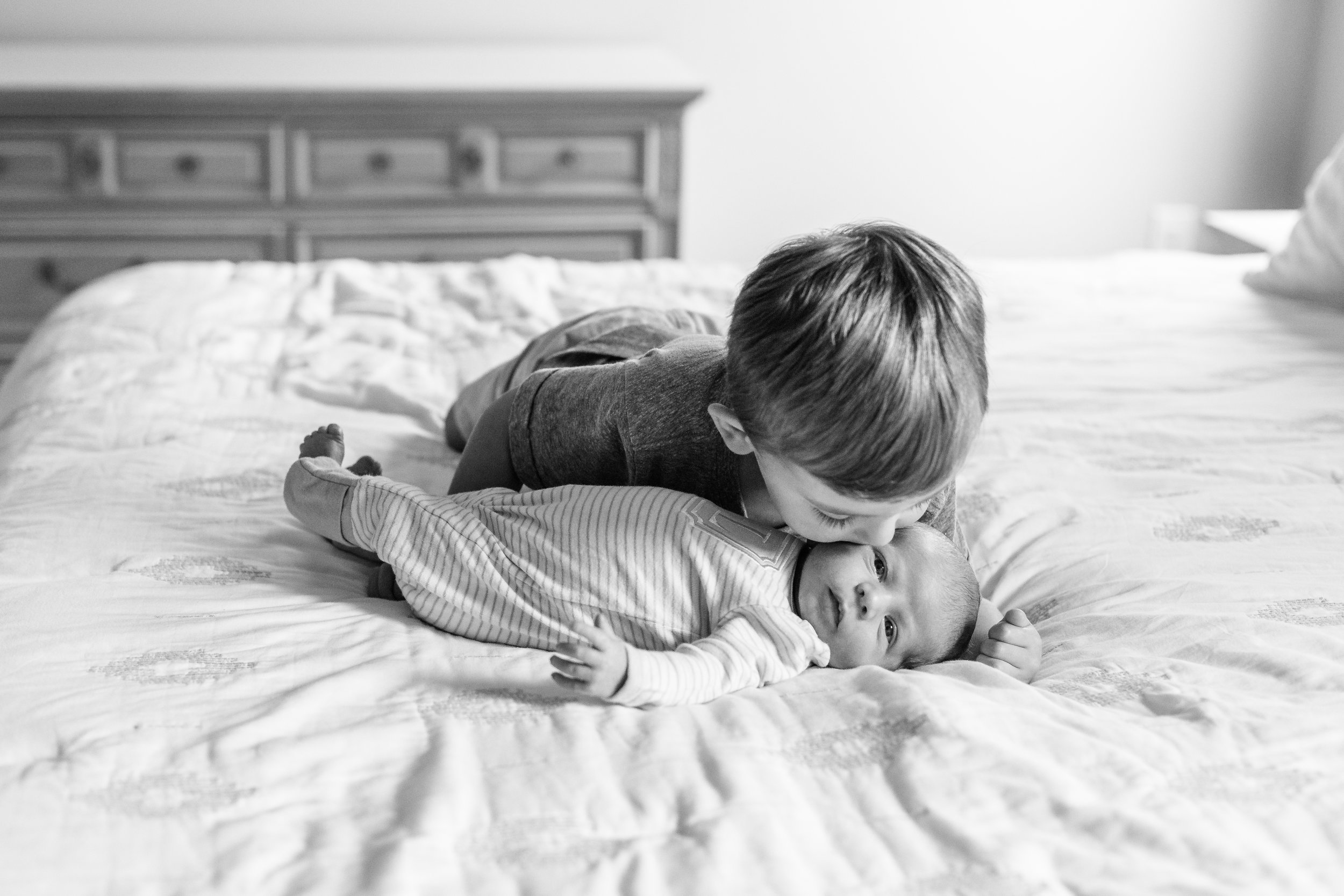 Upper Arlington Ohio Newborn Photographer