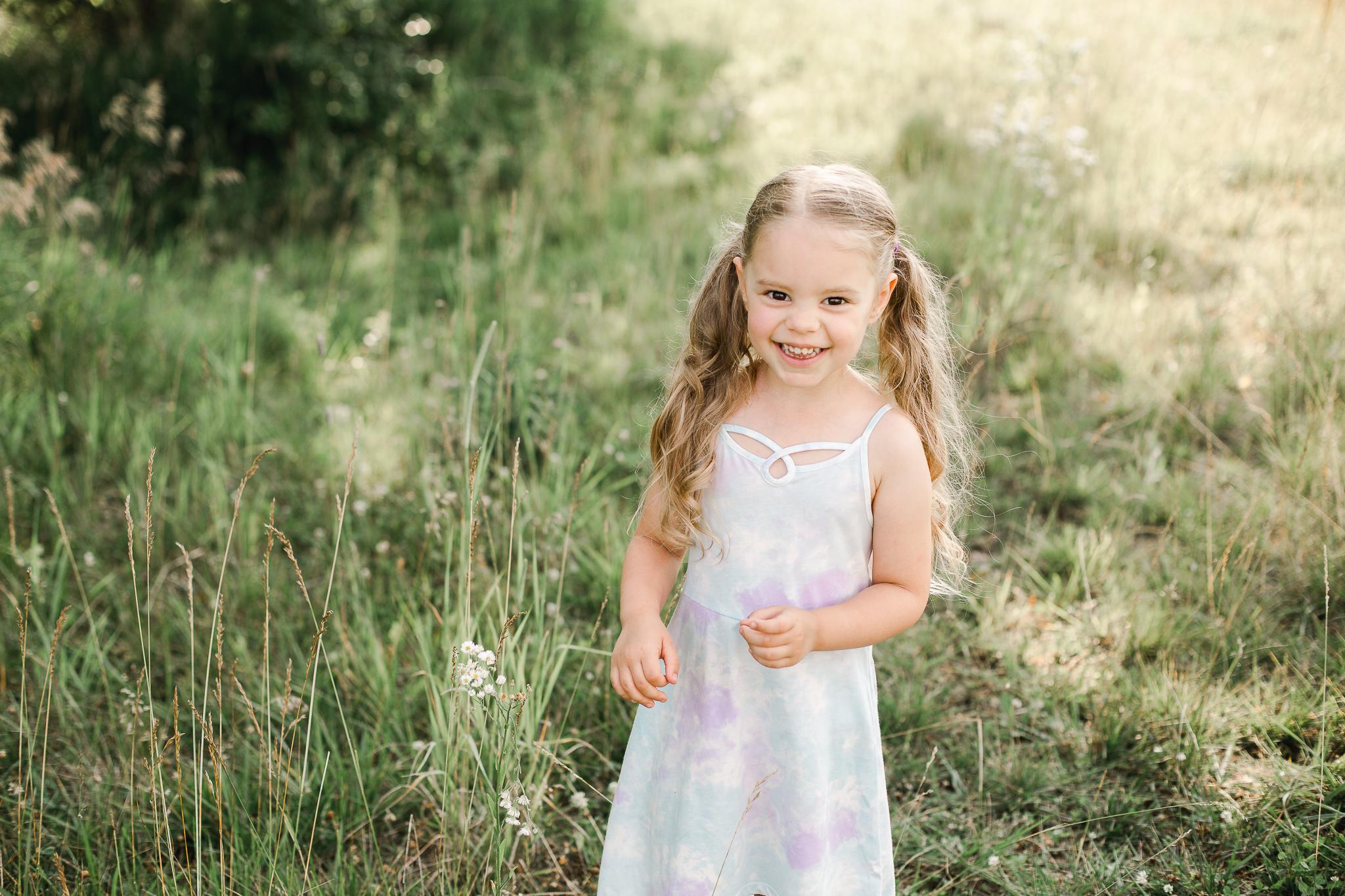 Child Portrait in Grove City, Ohio