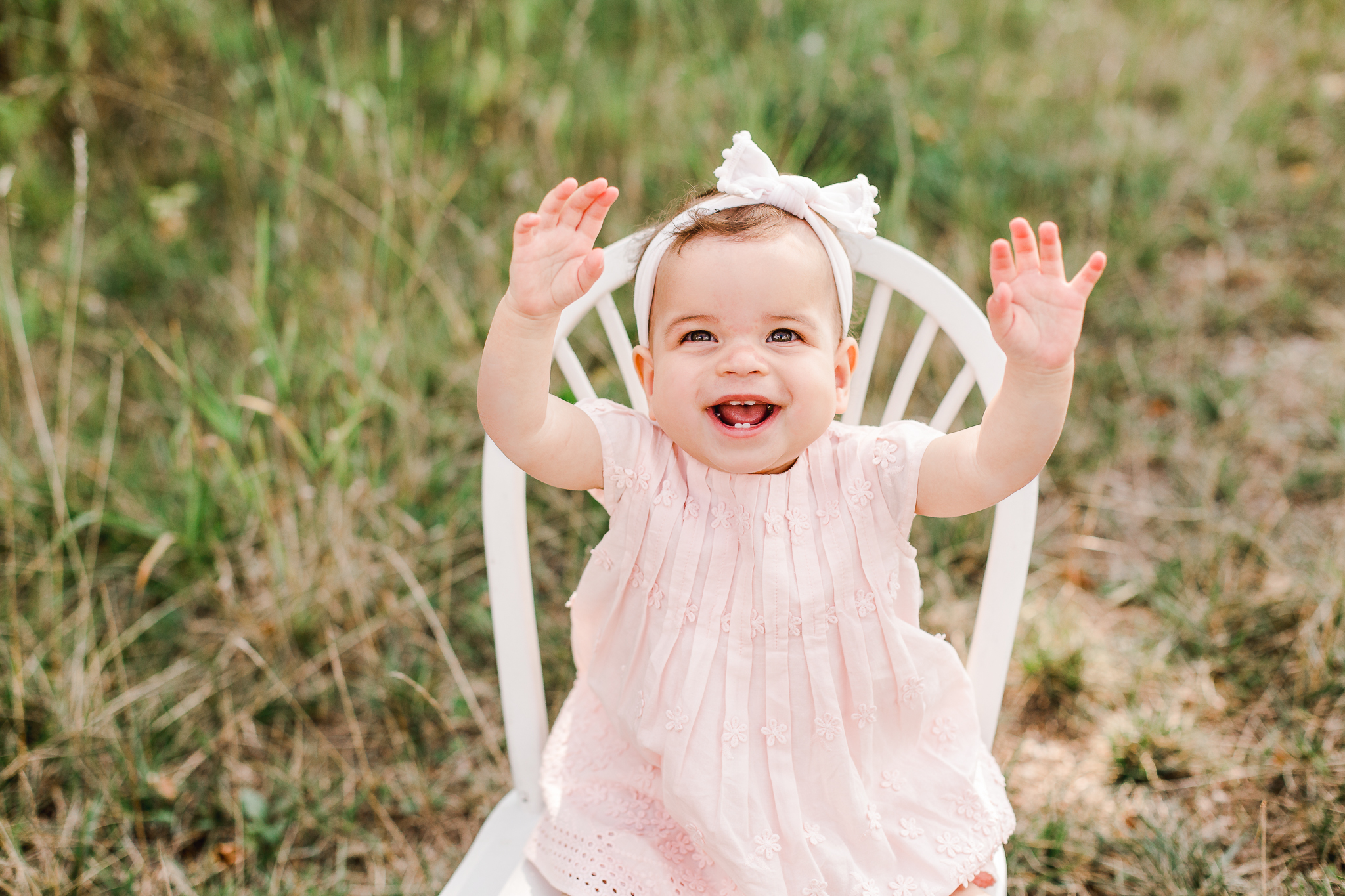 First Birthday Photography in Central Ohio