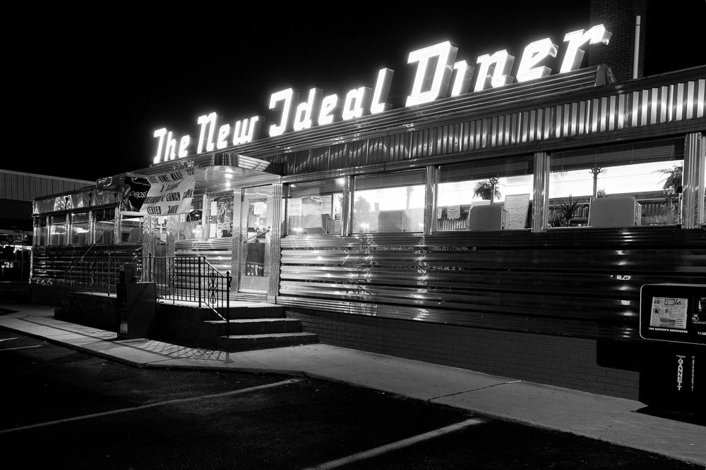 New Ideal Diner - 2009