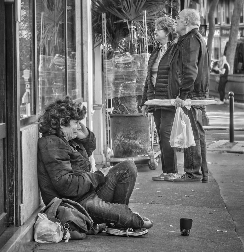 First Morning in Paris