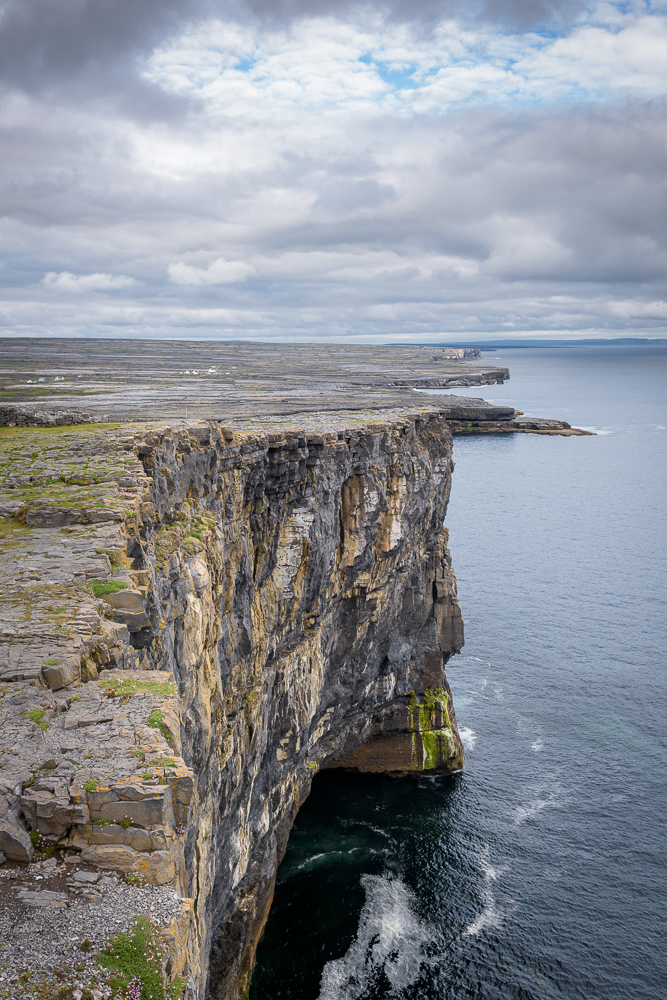 Aran Islands Cliff
