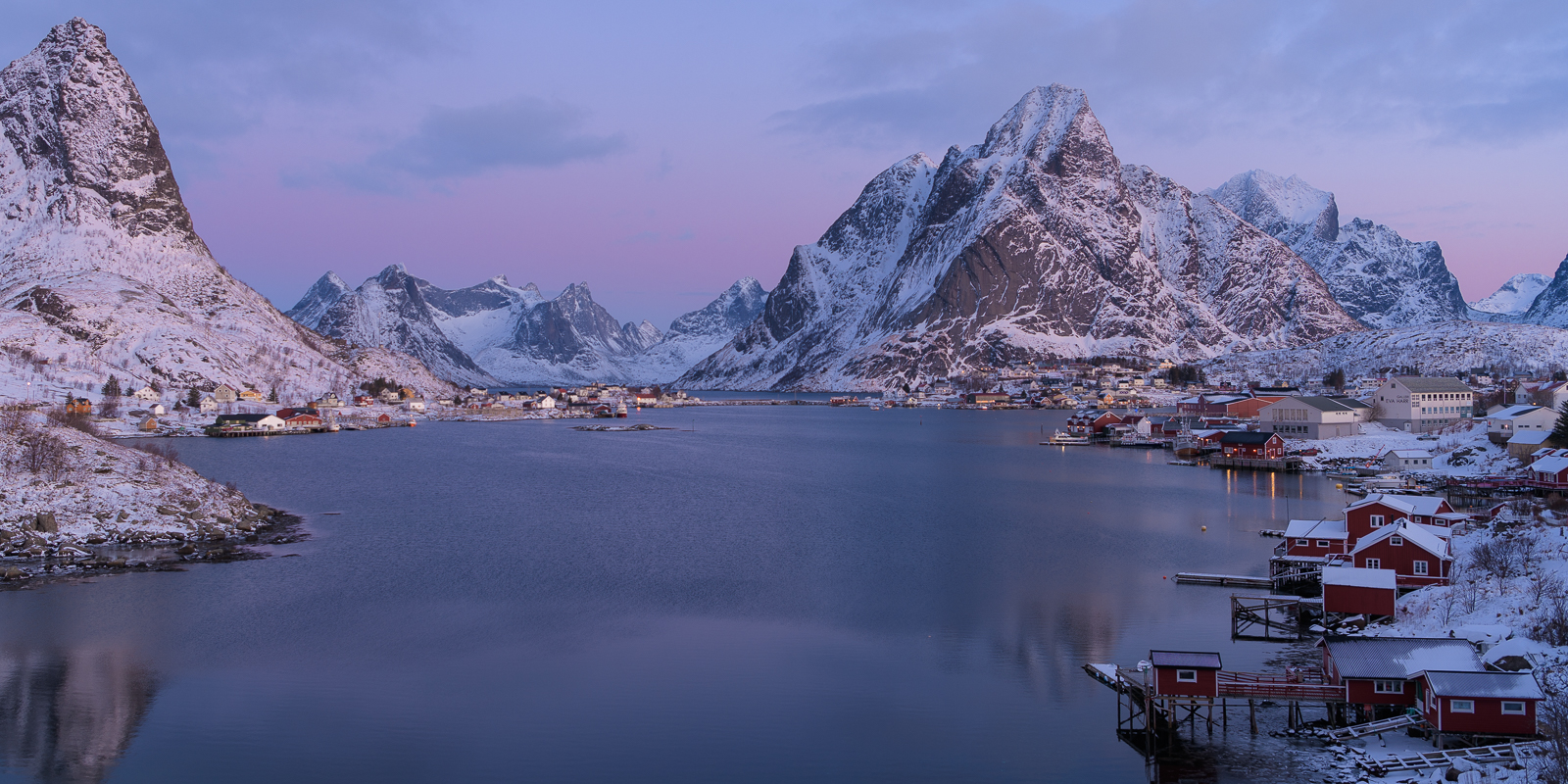 01-Lofoten Before Sunrise
