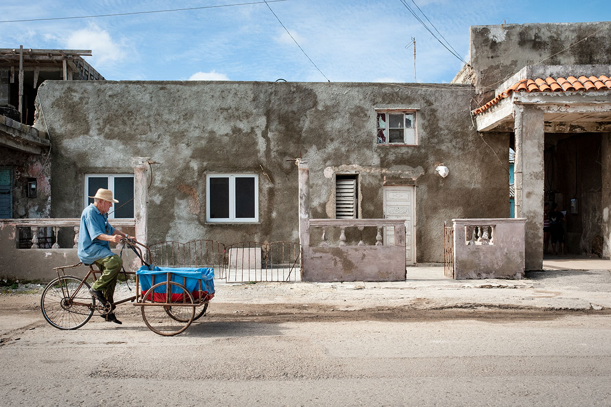 11-Cuban on Bike
