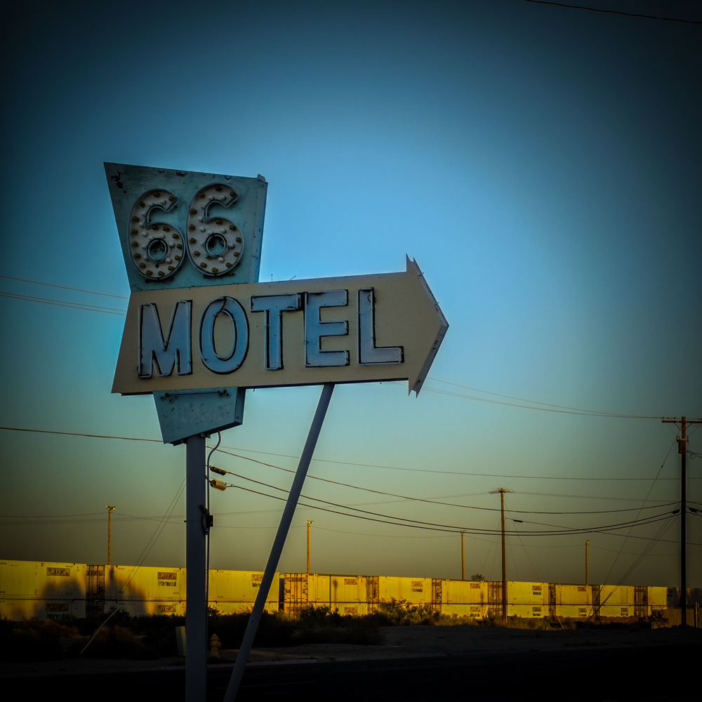 Route 66 The Mojave