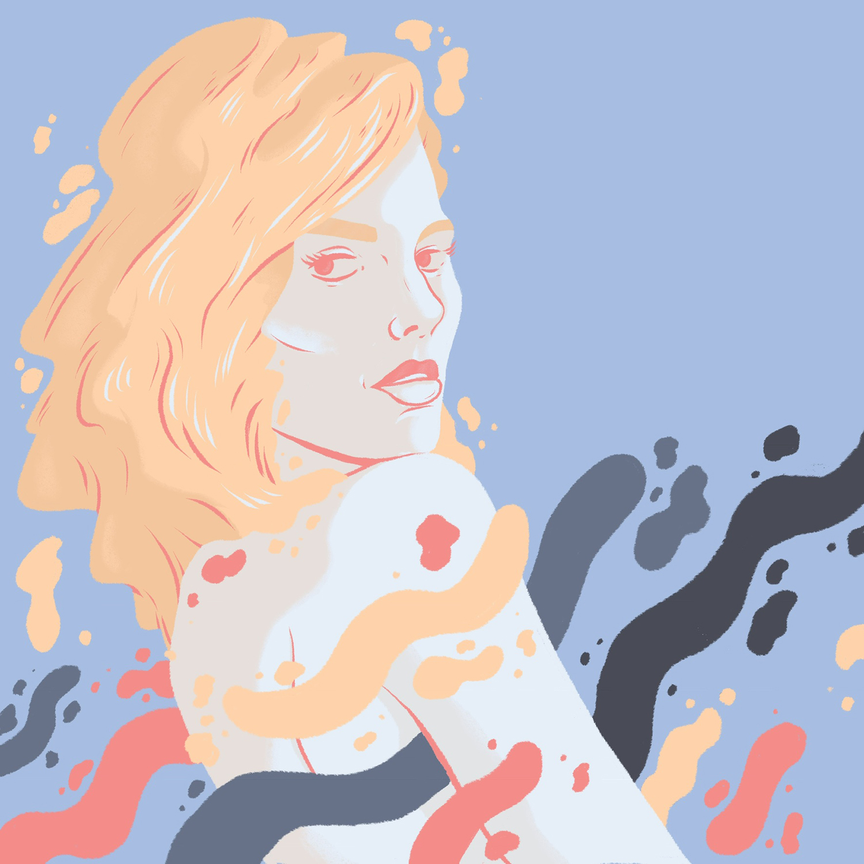 LukeBrookes-MargotRobbie-Illustration