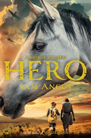 October 2015  - A copy of  A Horse Called Hero  plus a signed bookplate from Sam Angus + a Bonus Book!