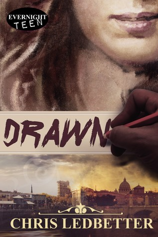 November 2015 -  A copy of  Drawn  plus a signed bookplate + a numbered drawing/print