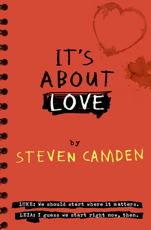 December 2015 -  A copy of  It's About Love  plus a signed bookplate + bookmark