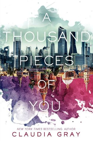 December 2015 -  A copy of  A Thousand Pieces of You  plus a signed bookplate
