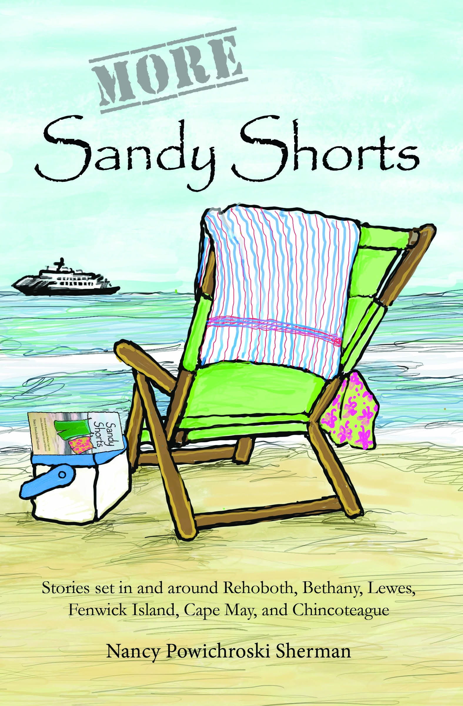 More Sandy Shorts front cover.jpg