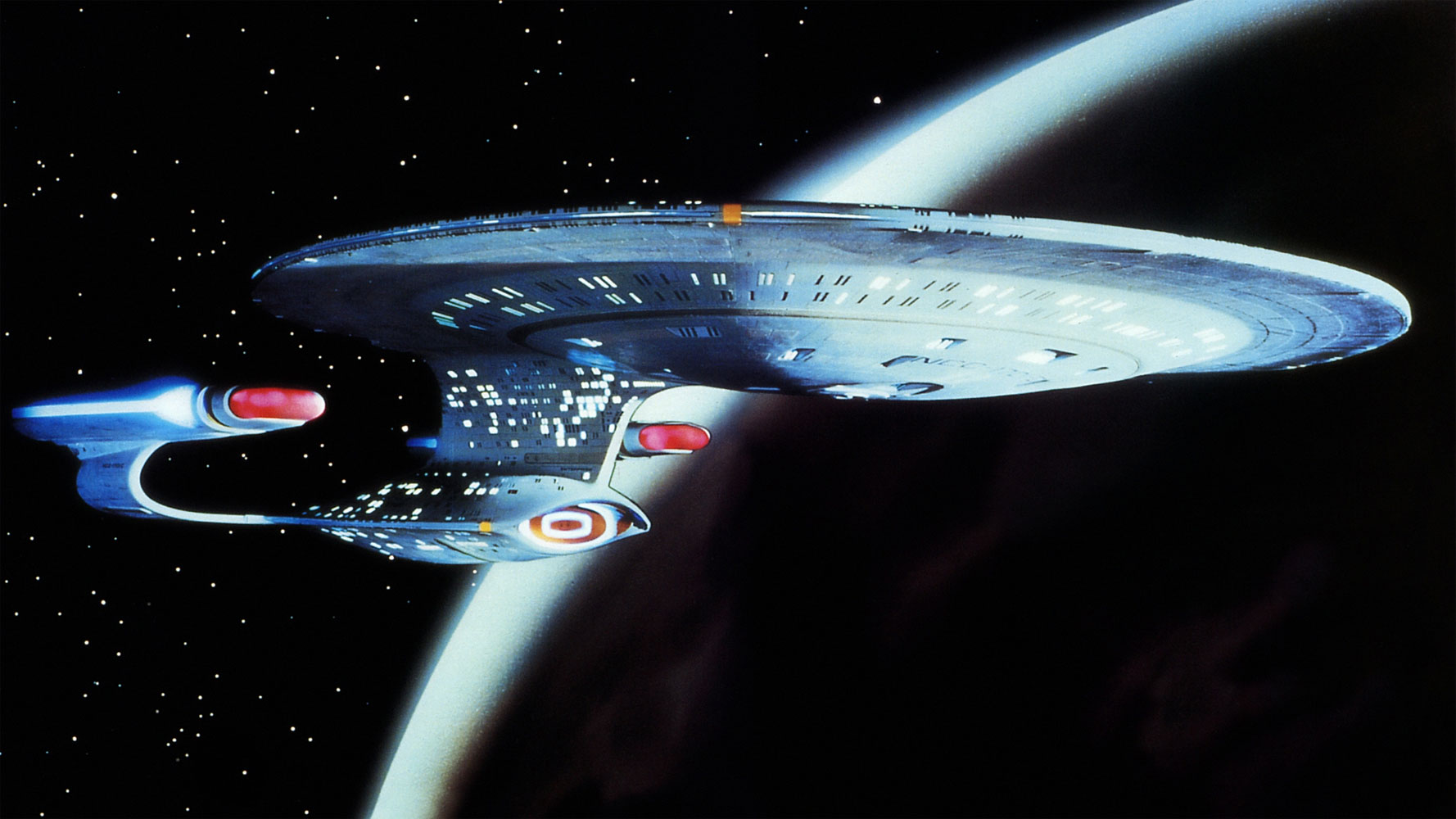 Star Trek: The Next Generation and two podcasts dedicated to it: The Greatest Generation and Star Trek: The Next Conversation