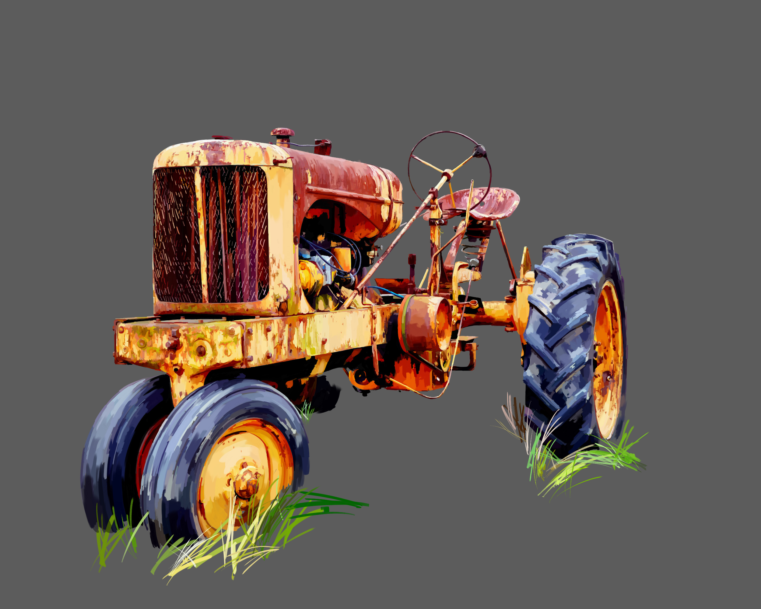 Red and yellow tractor.jpg