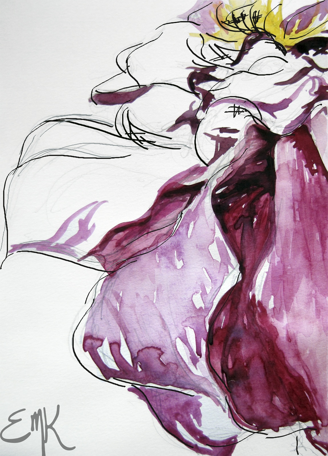 Pink Flower Sketch emk.jpg