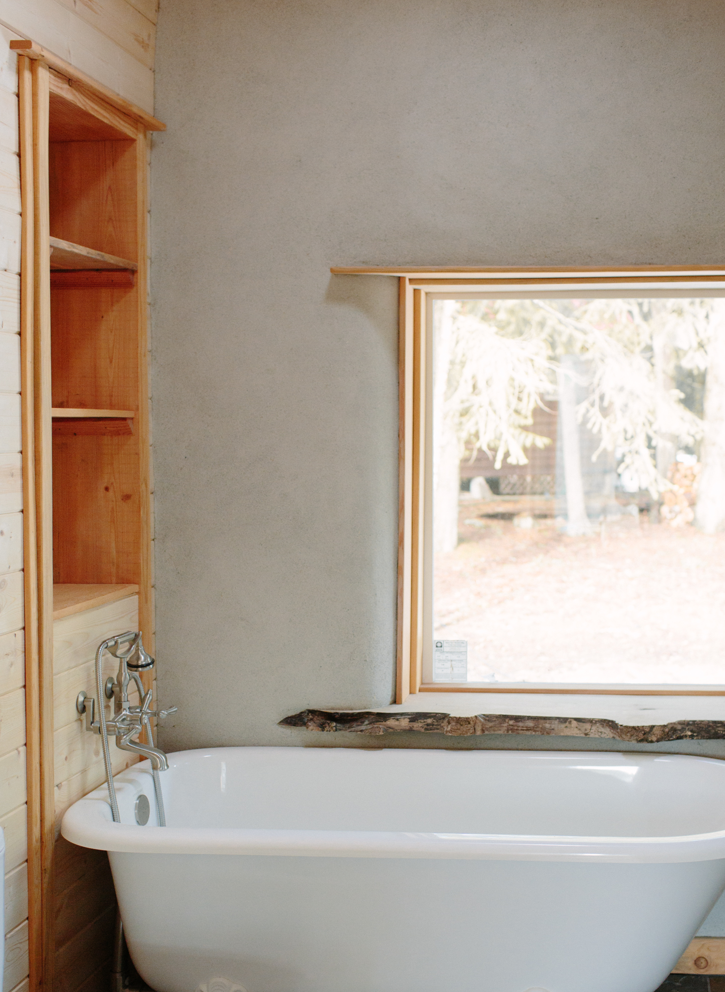 natural building strawbale house