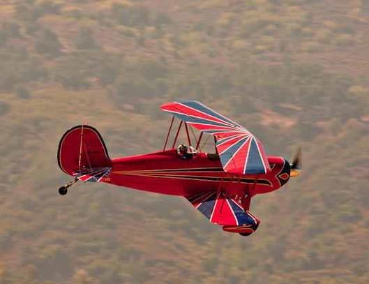 Great Lakes 2t-1a-1 Biplane