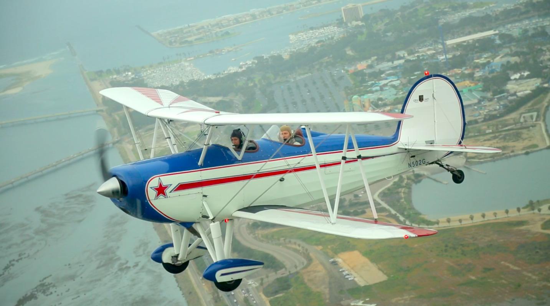 Great Lakes 2t-1a-2 Biplane