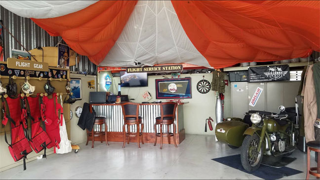 Bring Everyone to the Hangar! - Fun and learning for everyone. Talk to the pilots and watch your loved one enjoy the flight. Biplanes & Airplanes!