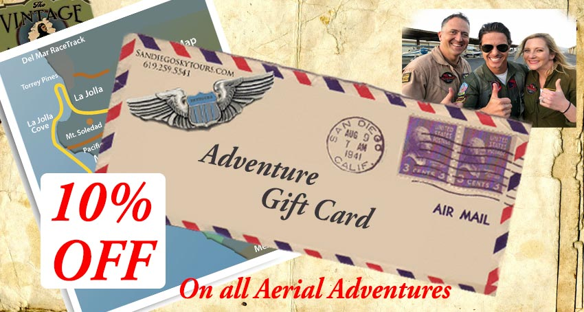 Aerial Tours discounts December 2018