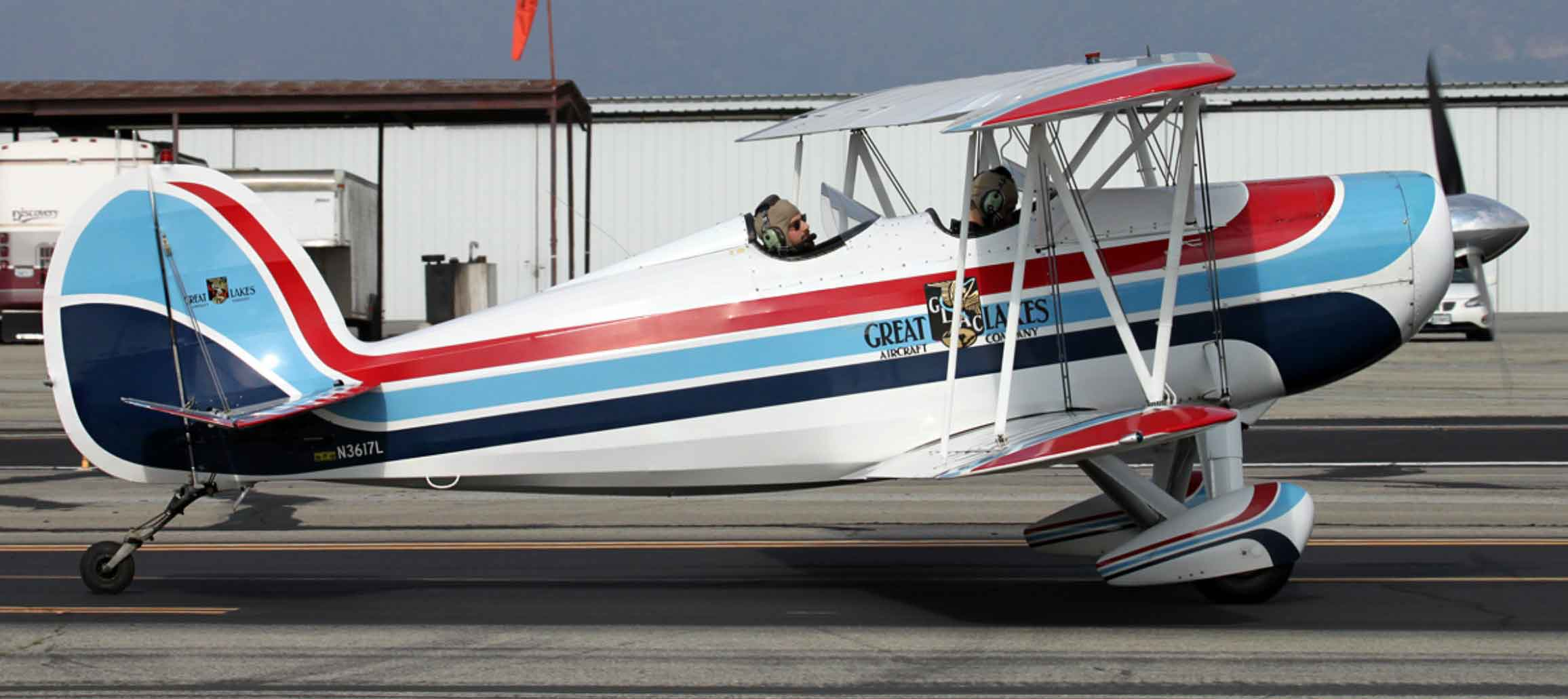 Tail Wheel fun: this is probably the easiest tail wheel aircraft you can fly!