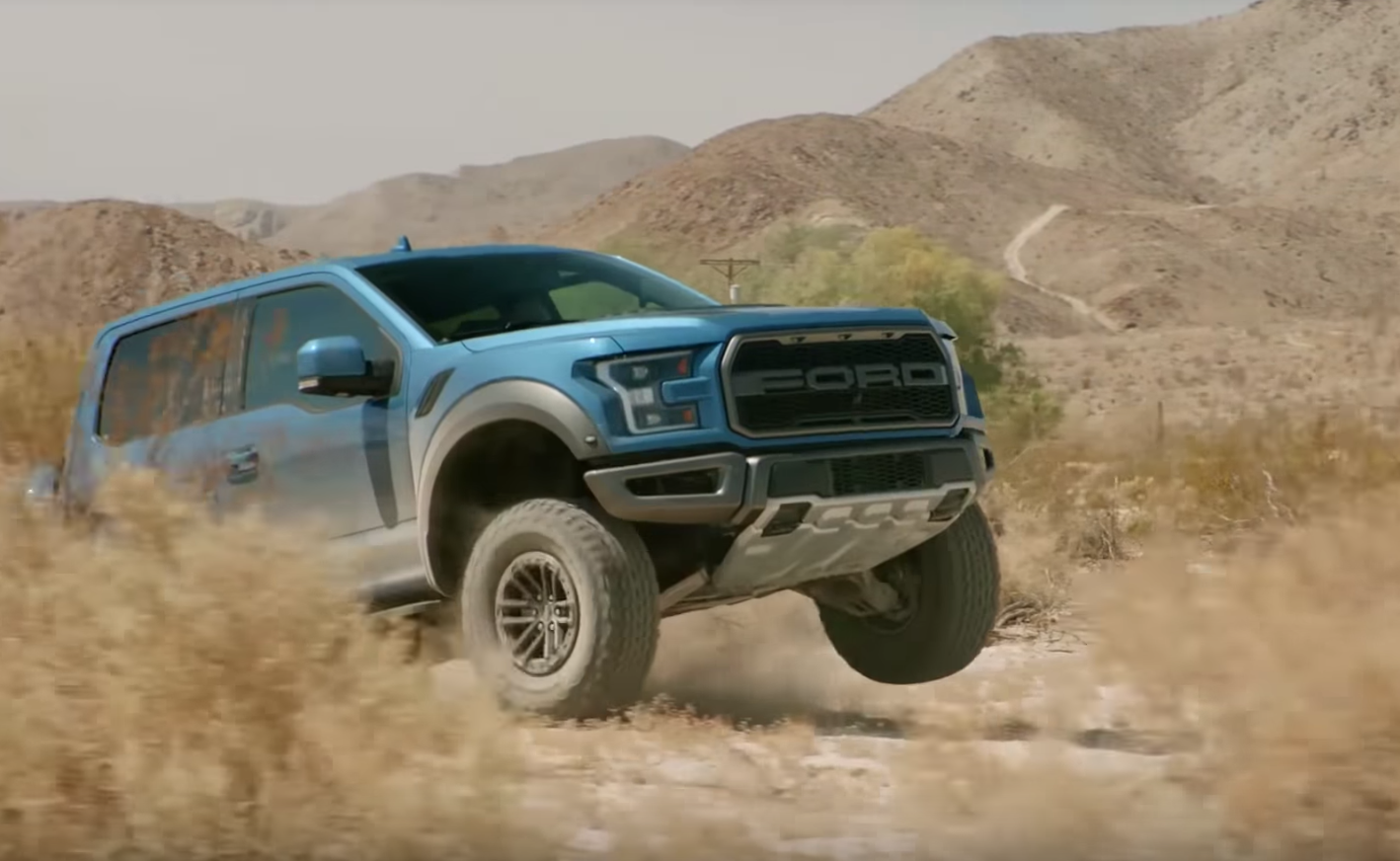 """FORD  - """"FORD RAPTOR""""COMMERCIAL2018"""