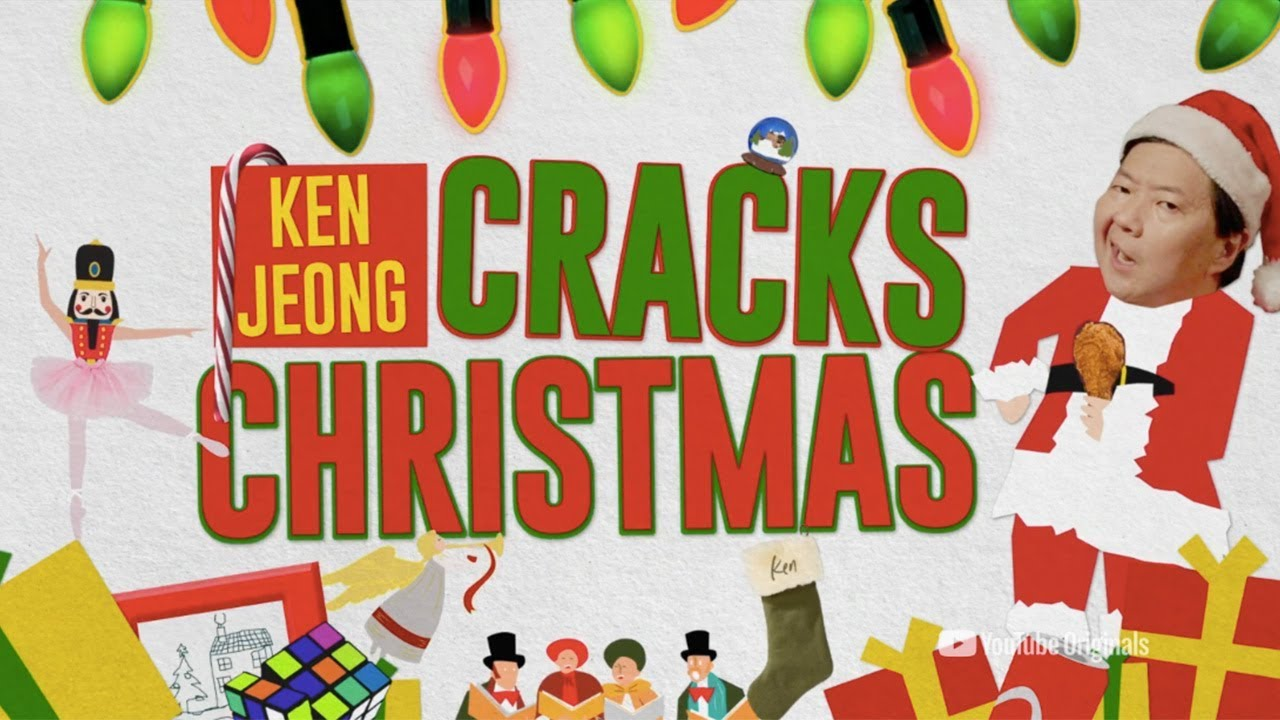 KEN JEONG CRACKS CHRISTMAS - WEB SERIES2018