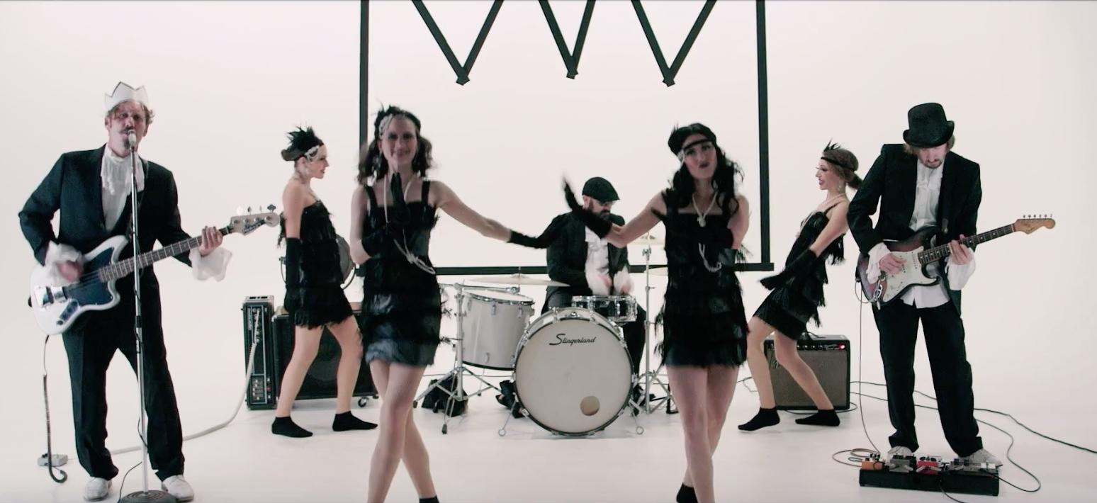 "KING NOBODY - ""BLACK LICORICE""MUSIC VIDEO2018"