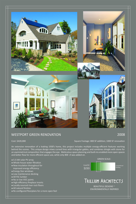 Westport Green renovation