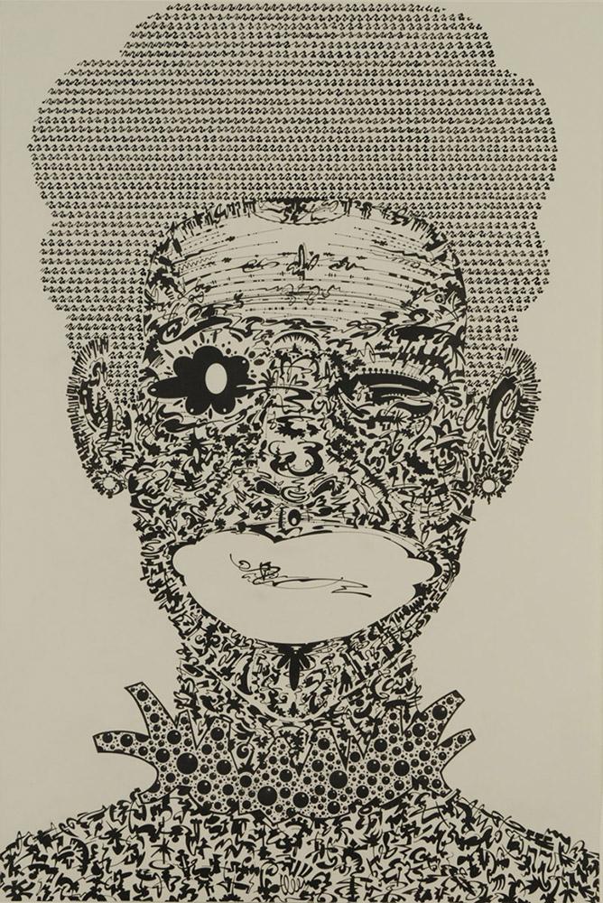 Portrait of Eleanor Powell  - 2010