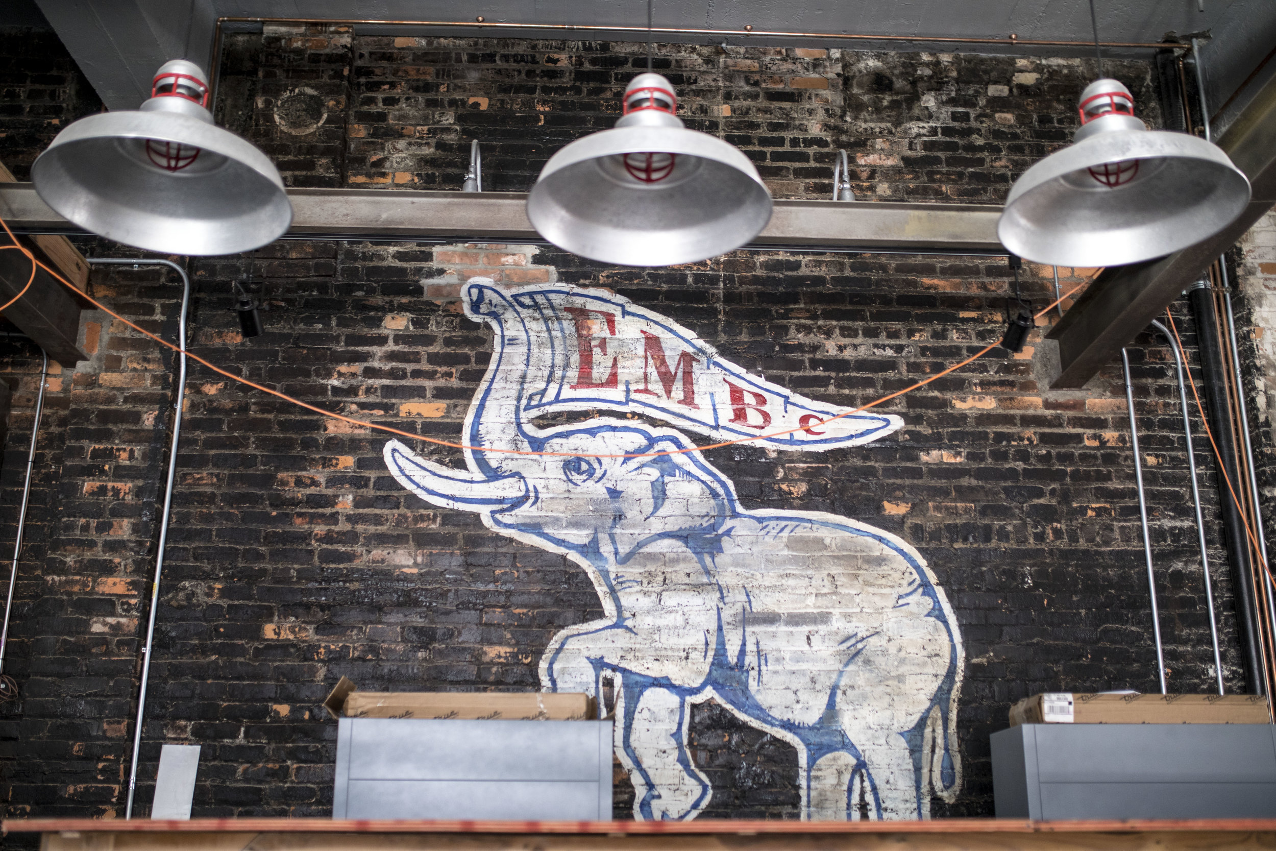 Eastern Market Brewing Company - Build Out Documentation Summer '17