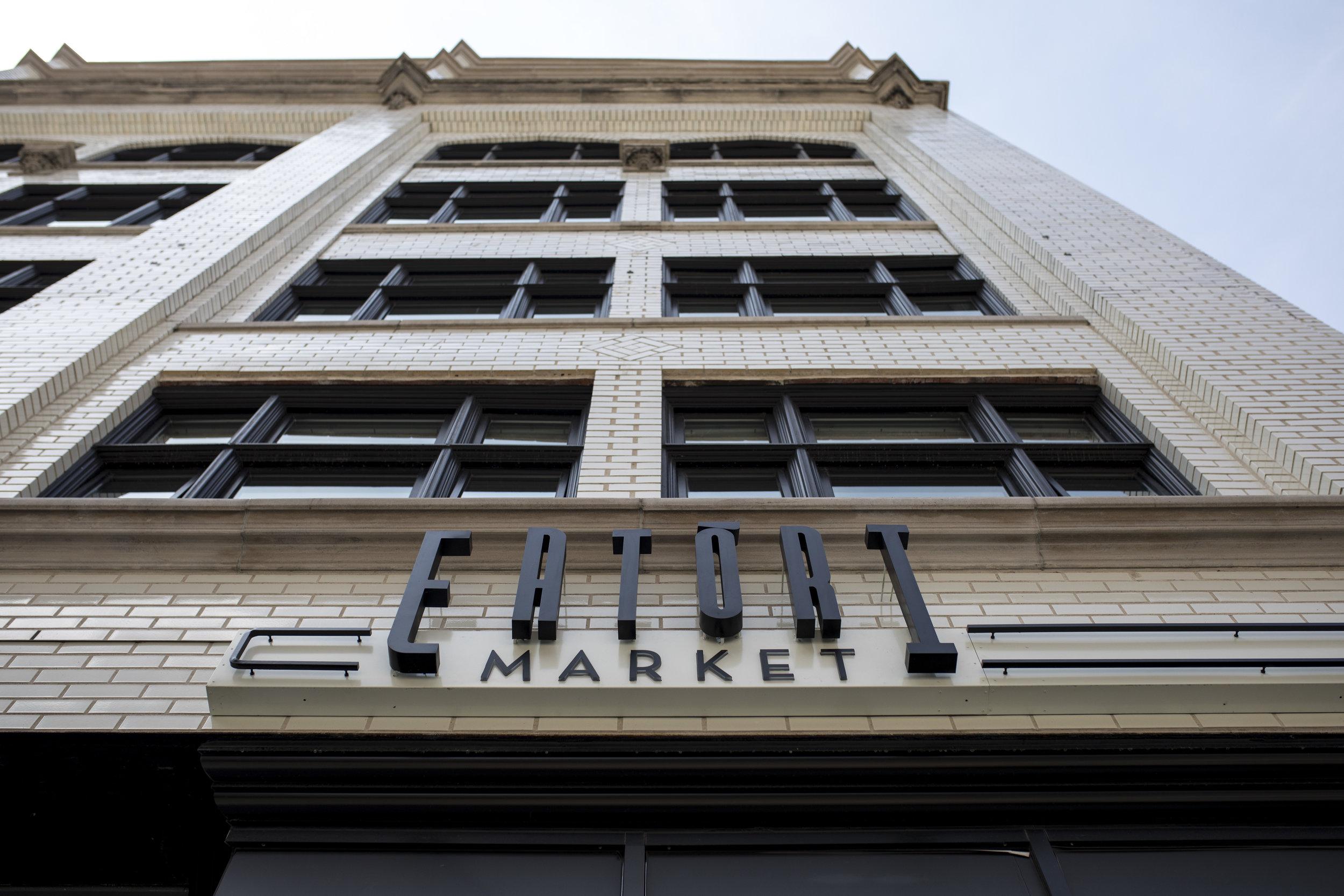 Eatori Market - Build Out Documentation Fall '17