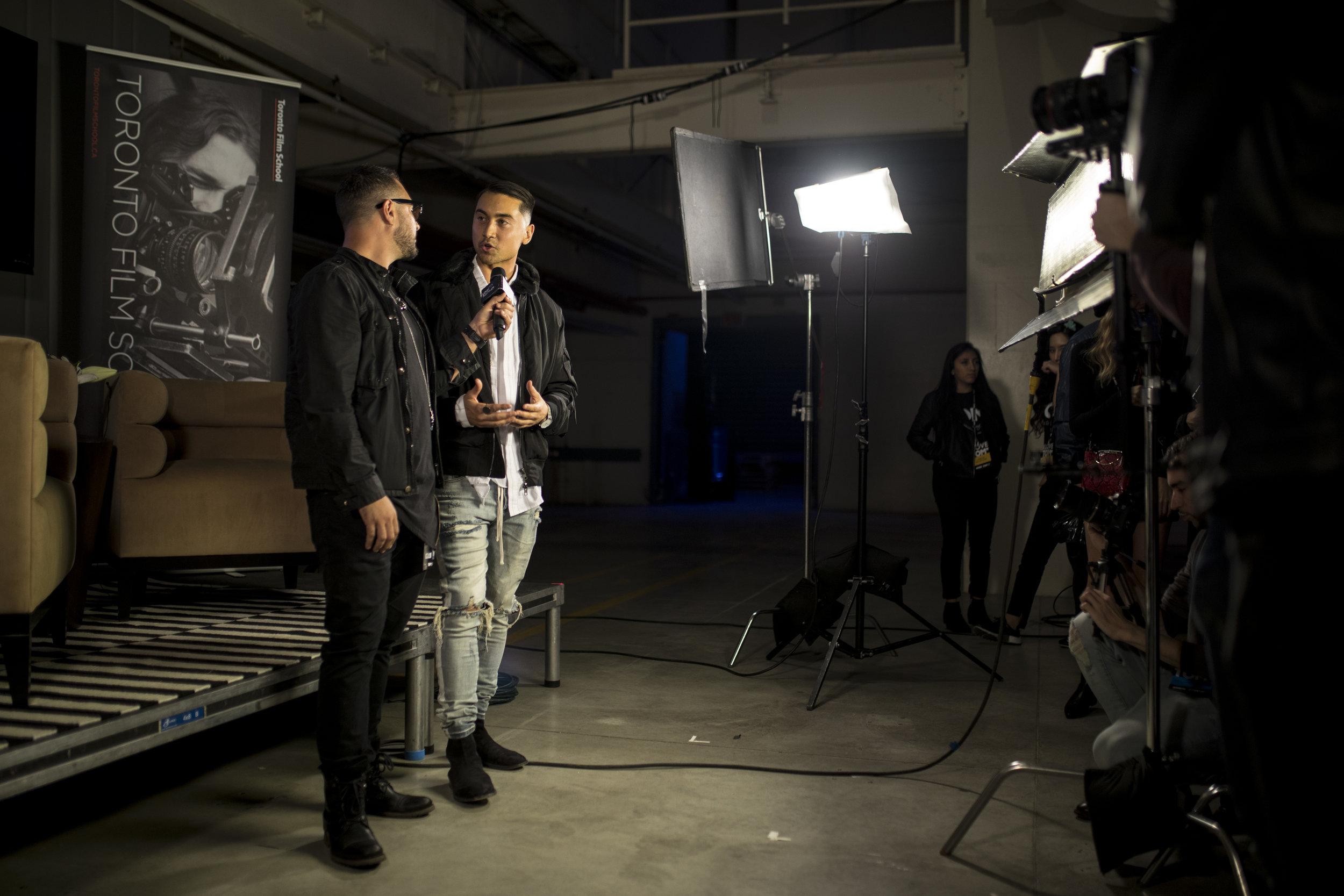Kollar Clothing - Toronto Men's Fashion Week '17