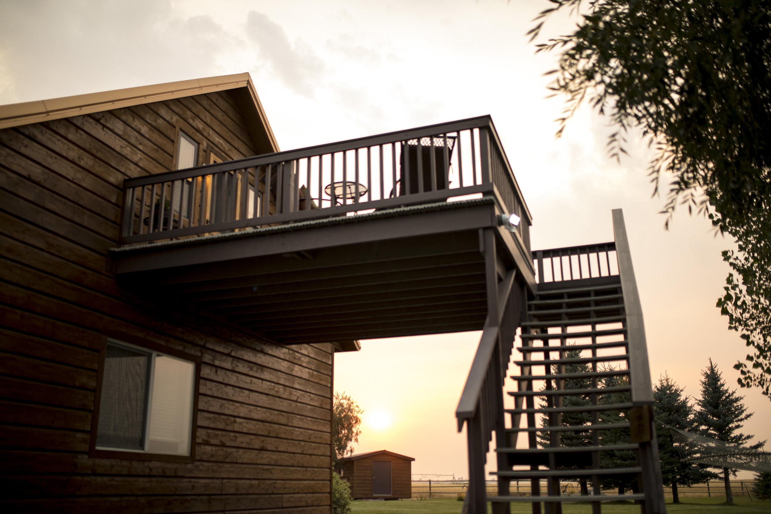 Bozeman, MT - Airbnb Loft Documentation Fall '17