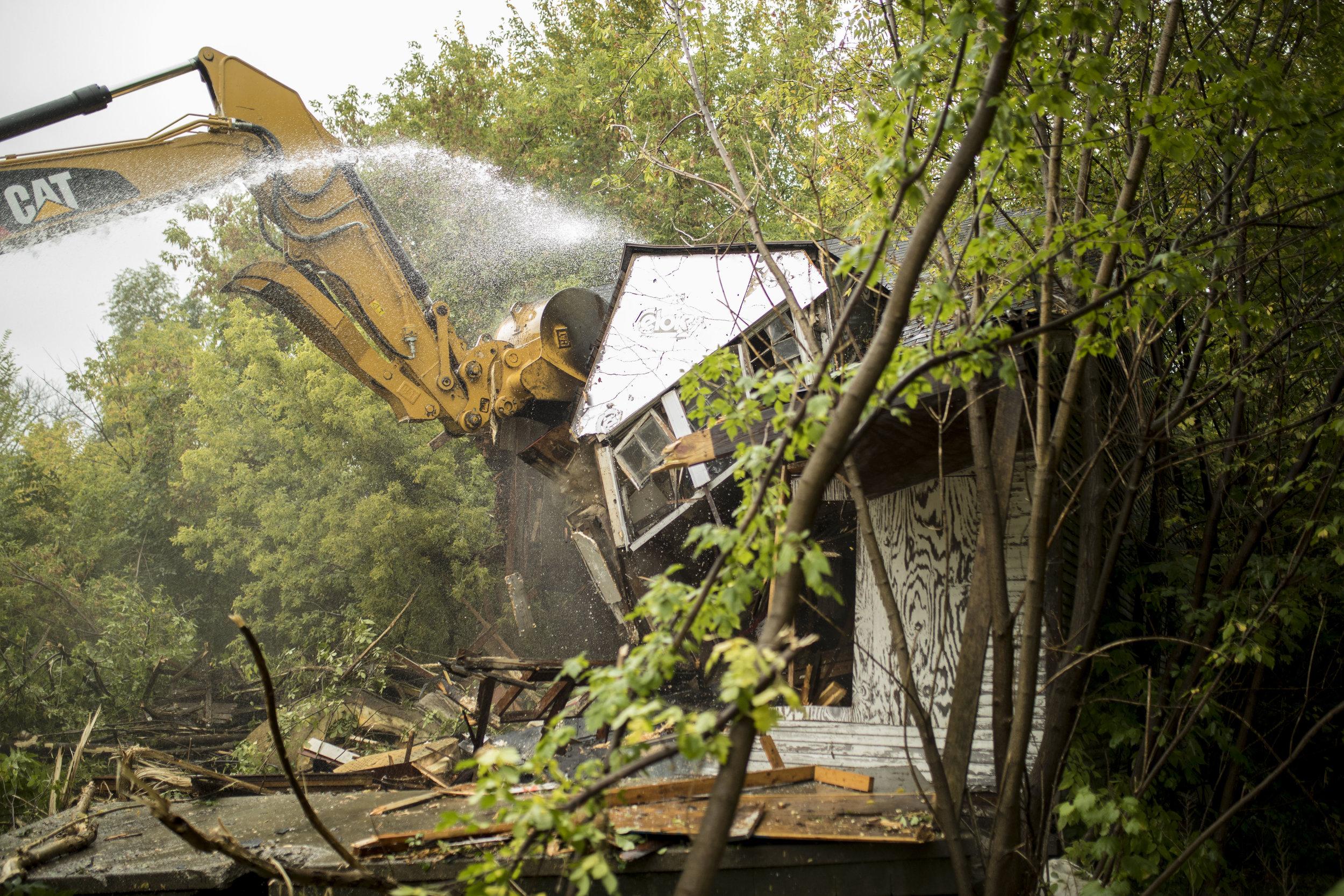 Demolition Day -