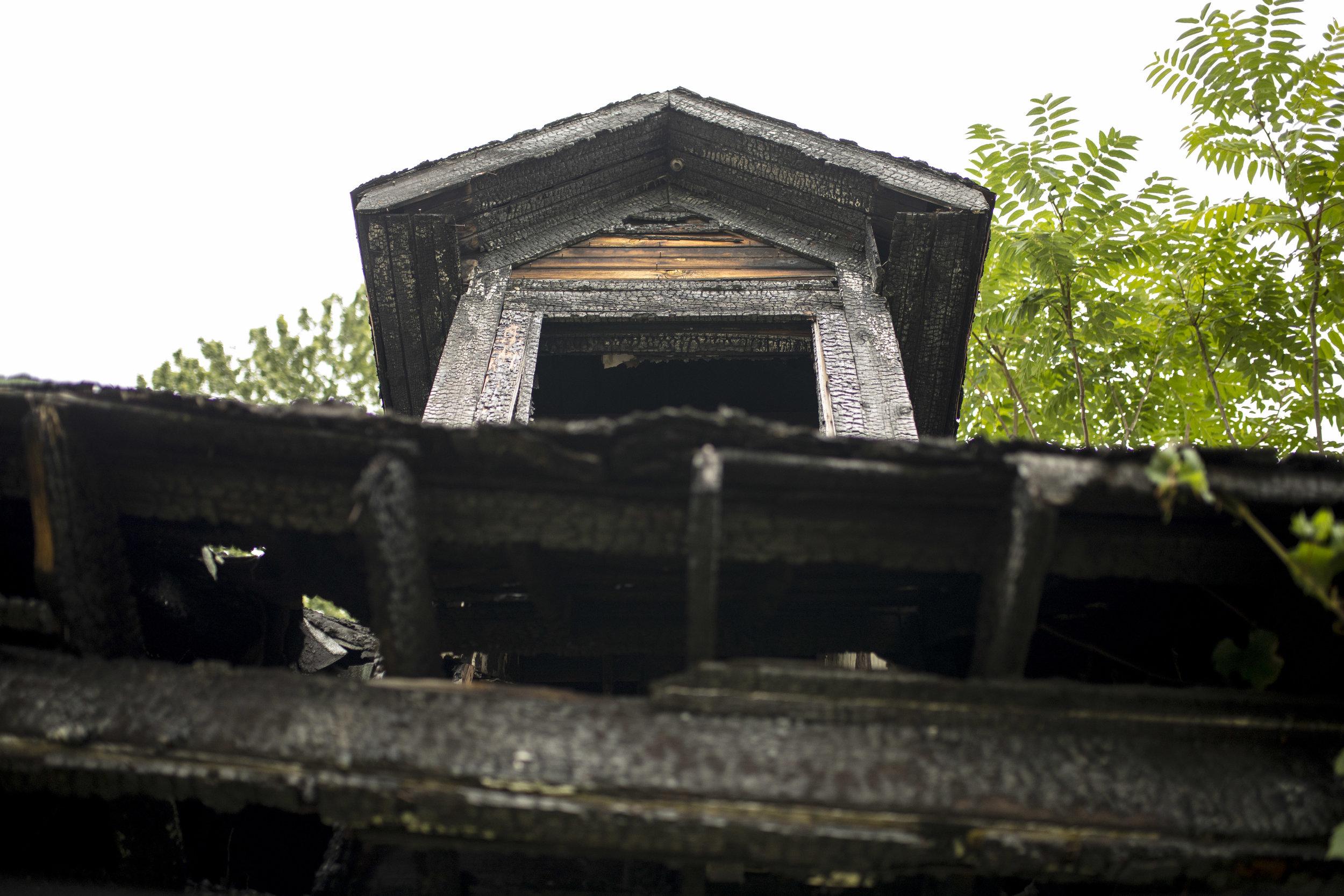 Pre // Post Demolition -