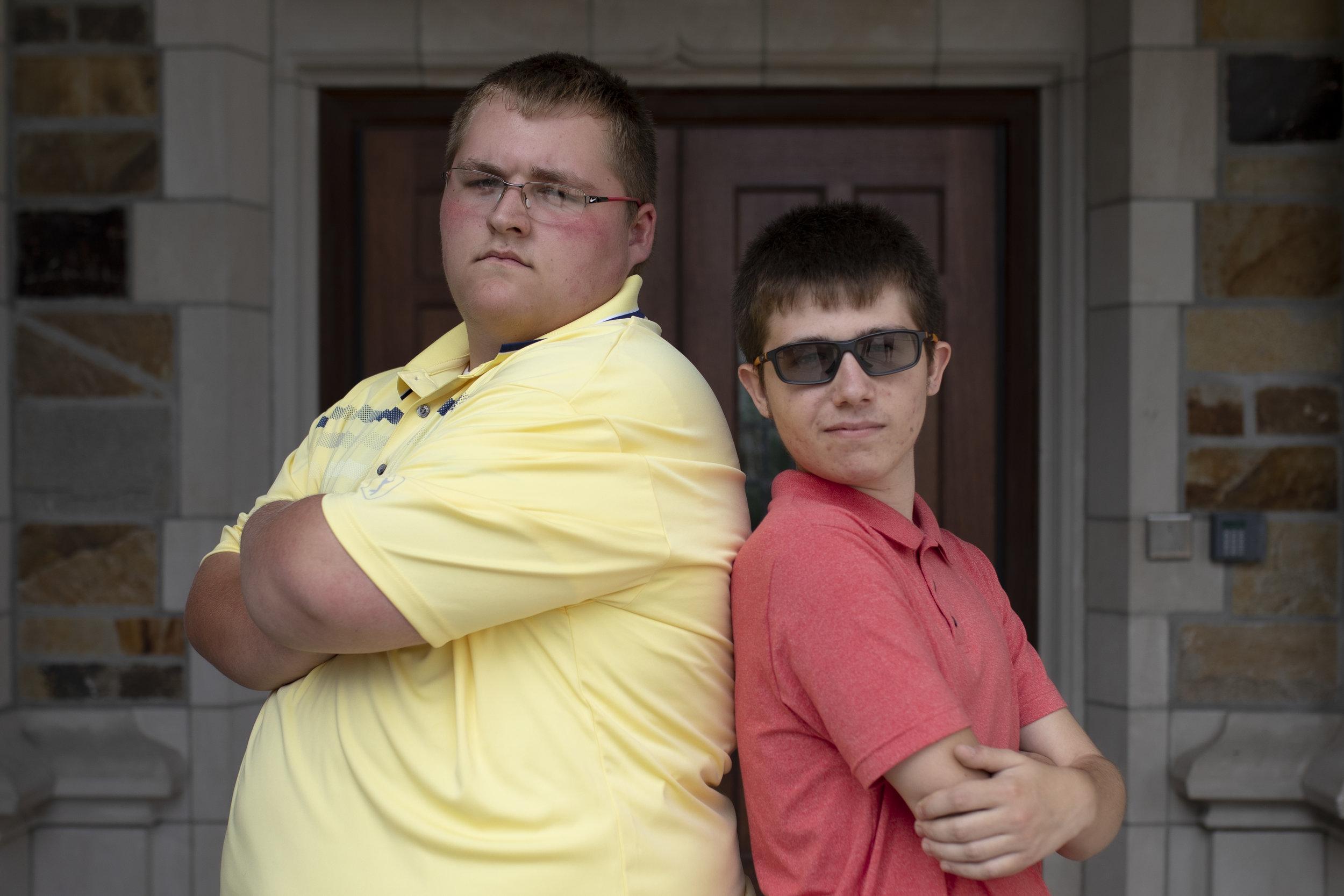 Brennan & Lucas -