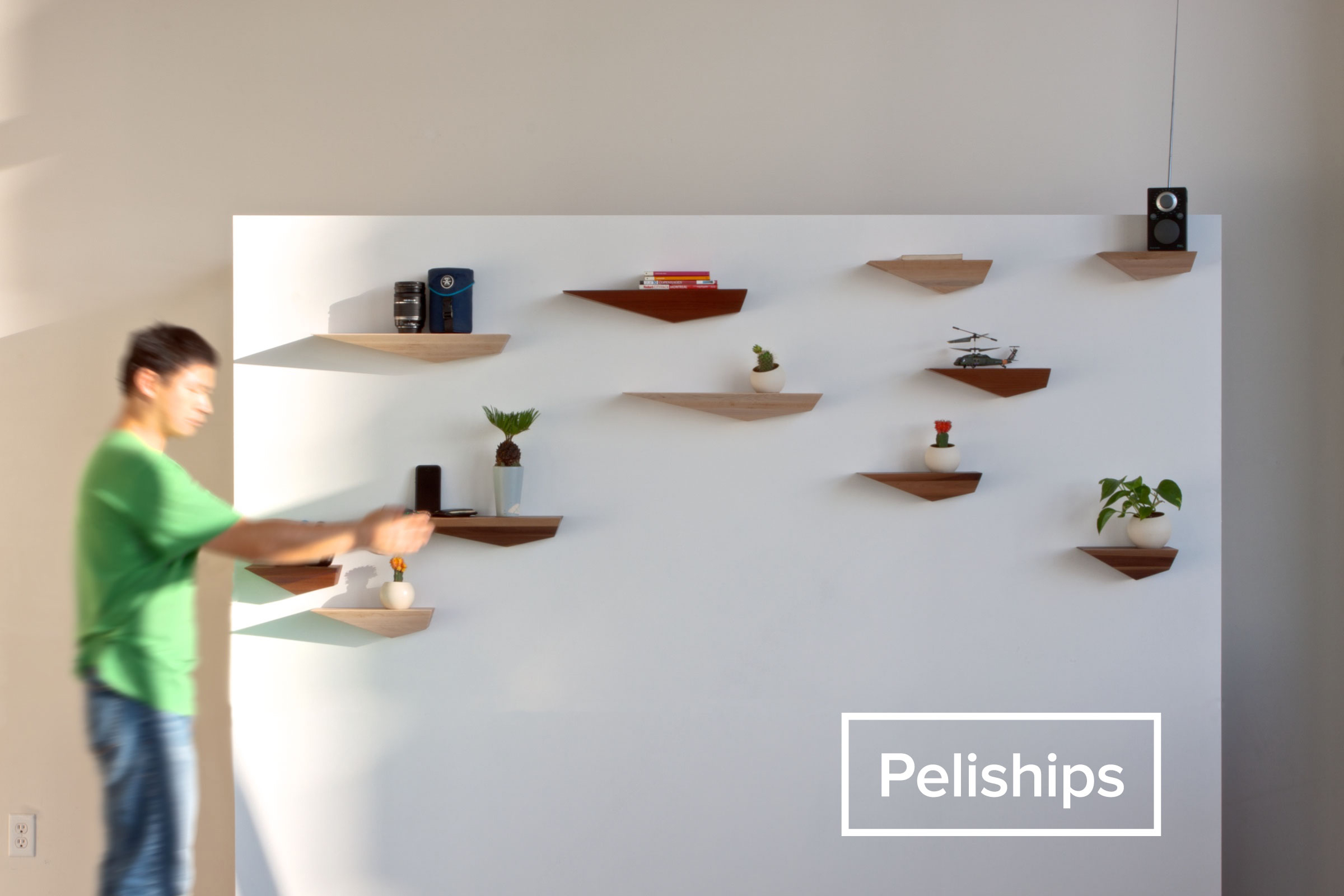 Peliship Wall