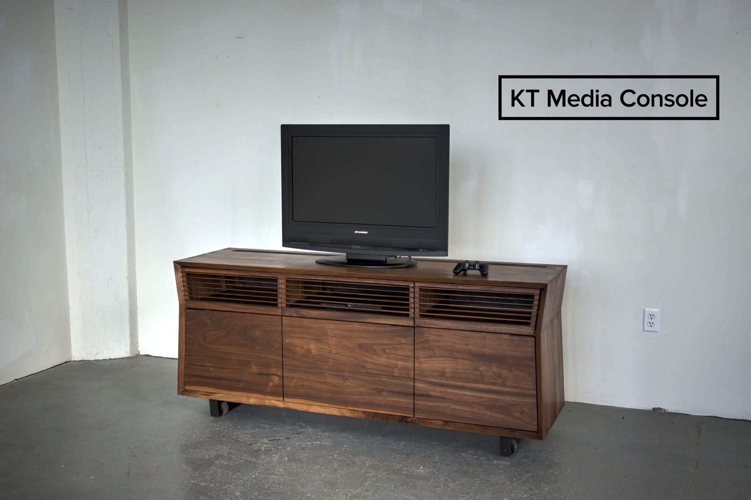 KT Media Console